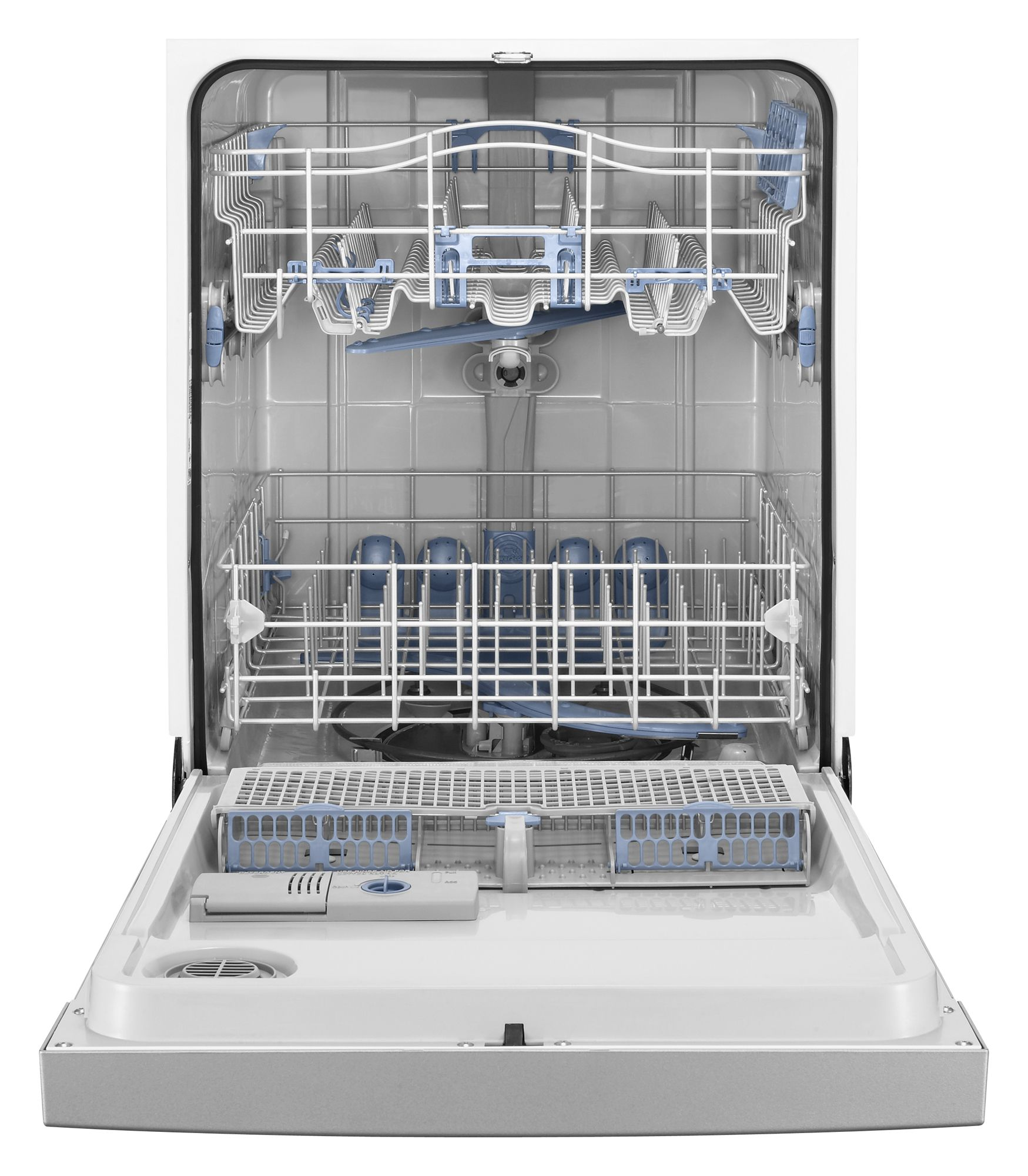 Whirlpool Gold Gold 24 in. Built-In Dishwasher with Resource Saver™ Wash System (GU2800XTV)