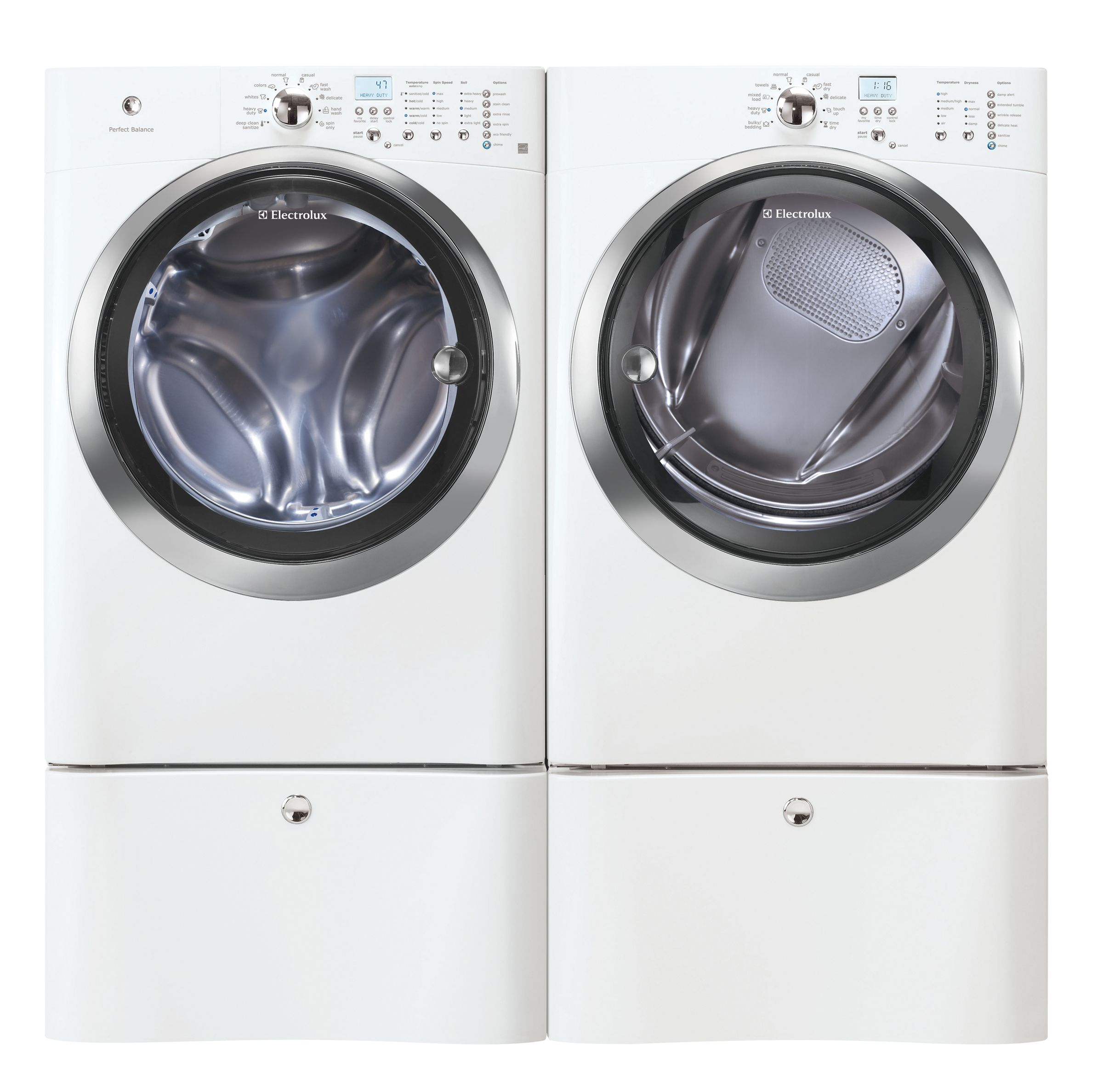 Electrolux IQ-Touch™ 8.0 cu. ft. Electric Dryer - EIED55