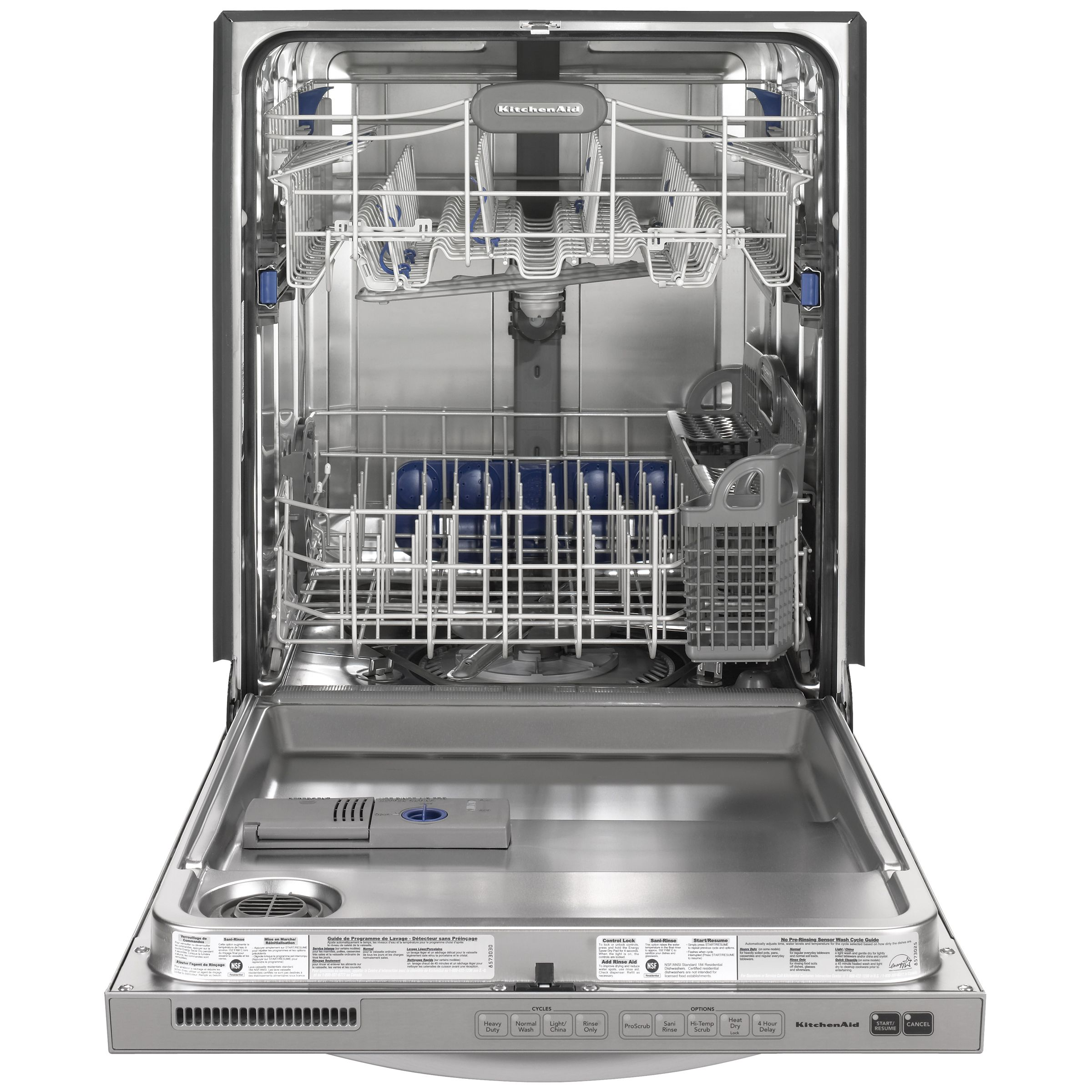 KitchenAid 24 in. Built-In Dishwasher w/ 3rd Level Rack