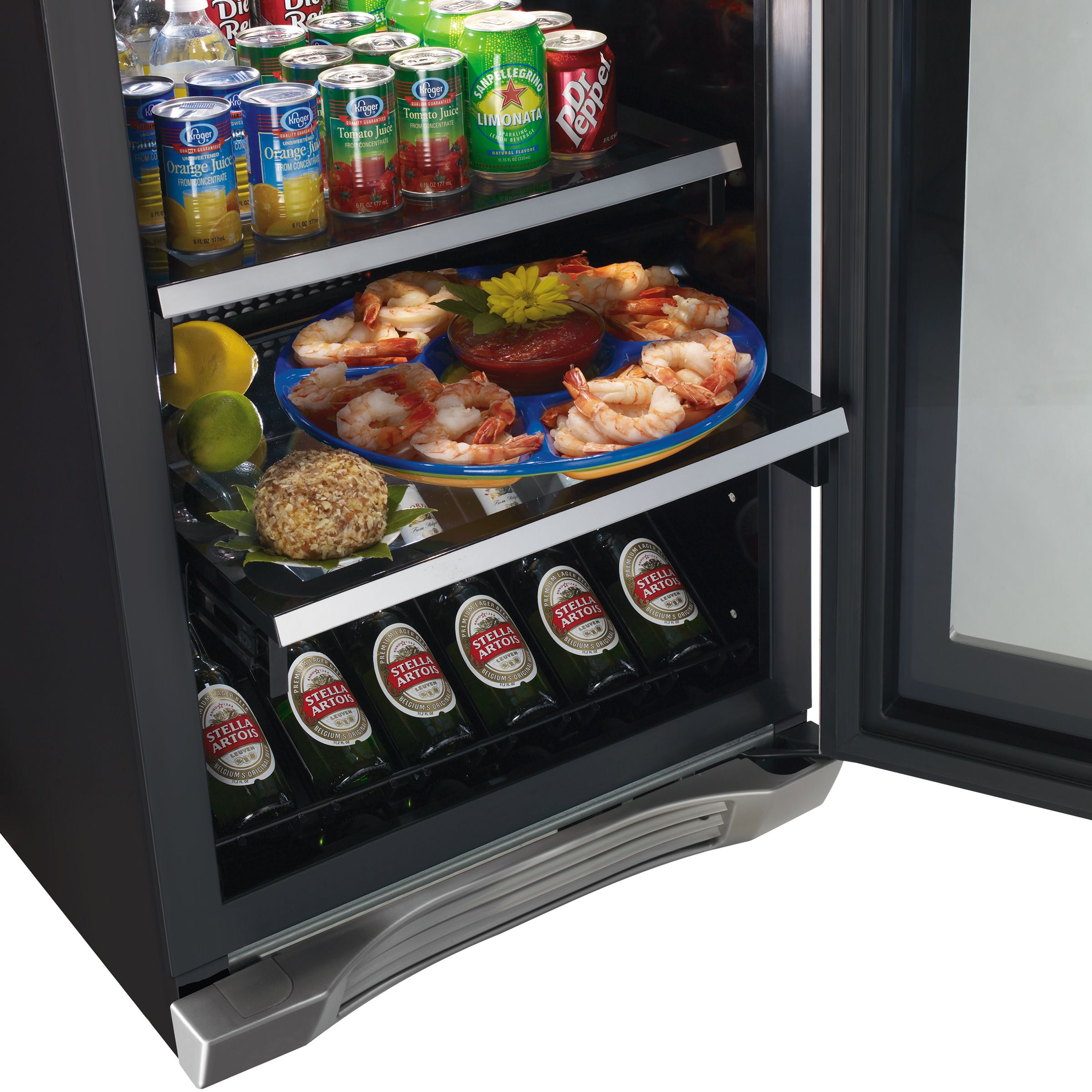 """Electrolux 24"""" Undercounter Beverage Center - Stainless Steel"""