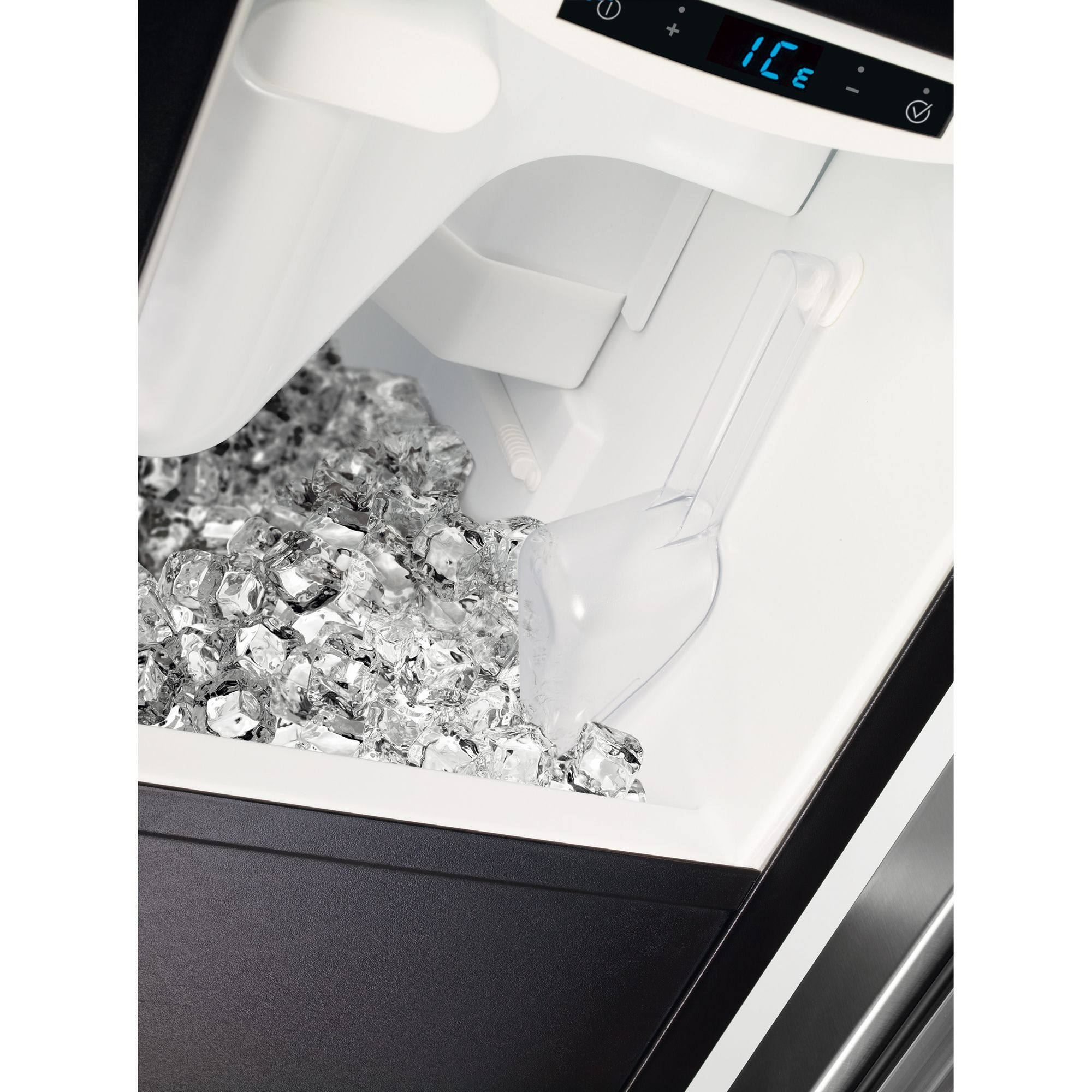Electrolux 15 in. Ice Maker Freezer & Ice Maker  - Stainless Steel