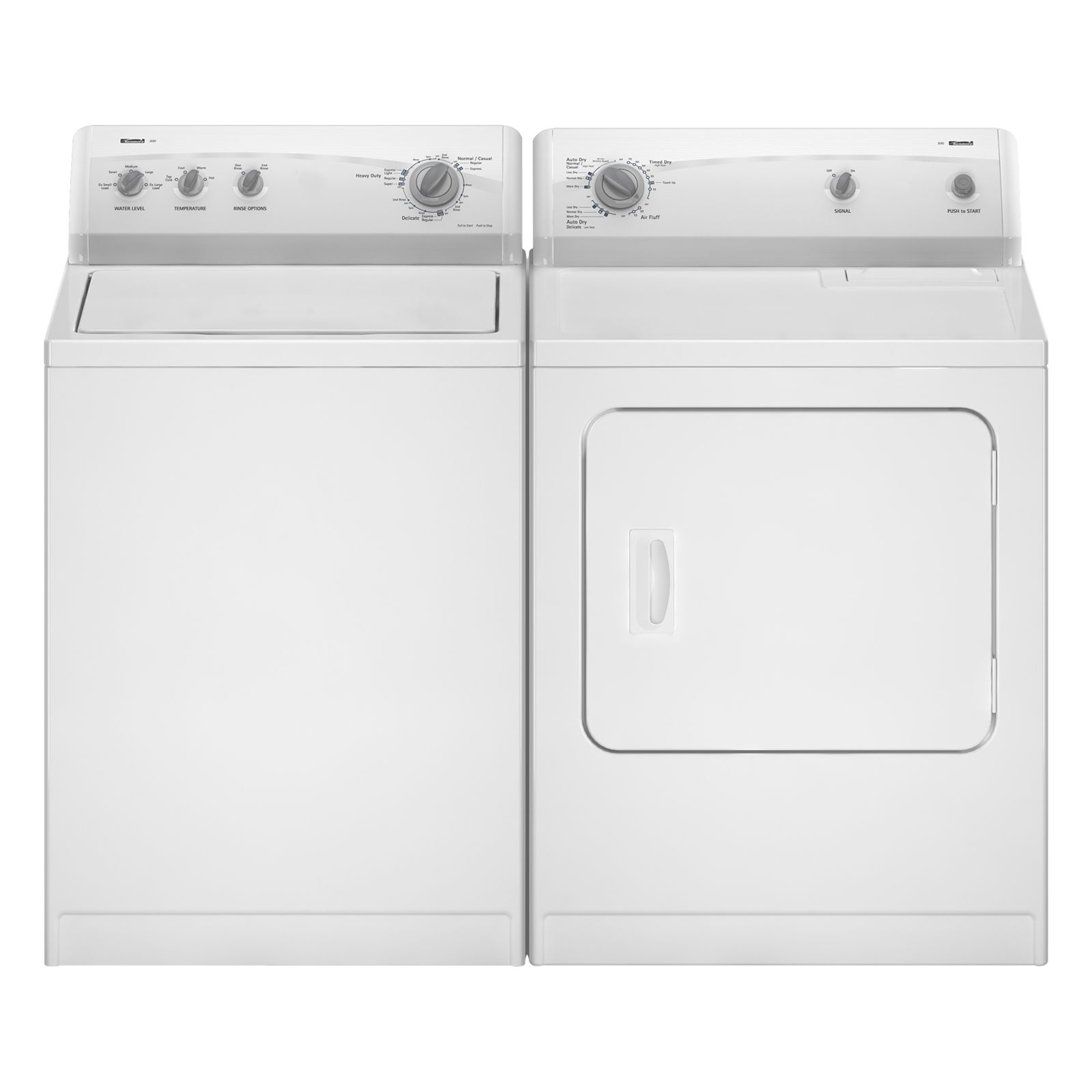 Kenmore 500 7.0 cu. ft. Electric Dryer - 6952