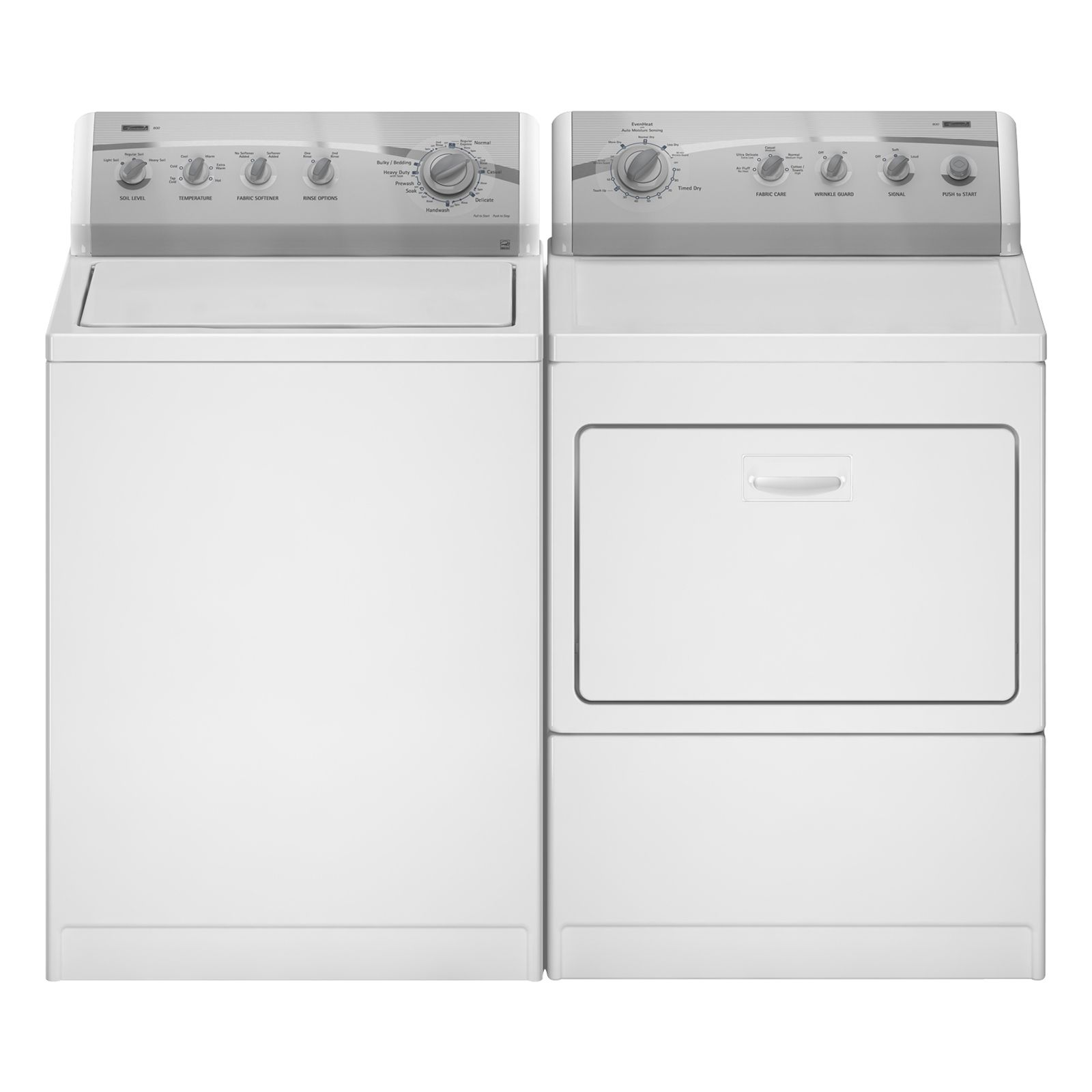 Kenmore 800 7.5 cu. ft. Gas Dryer - 7982