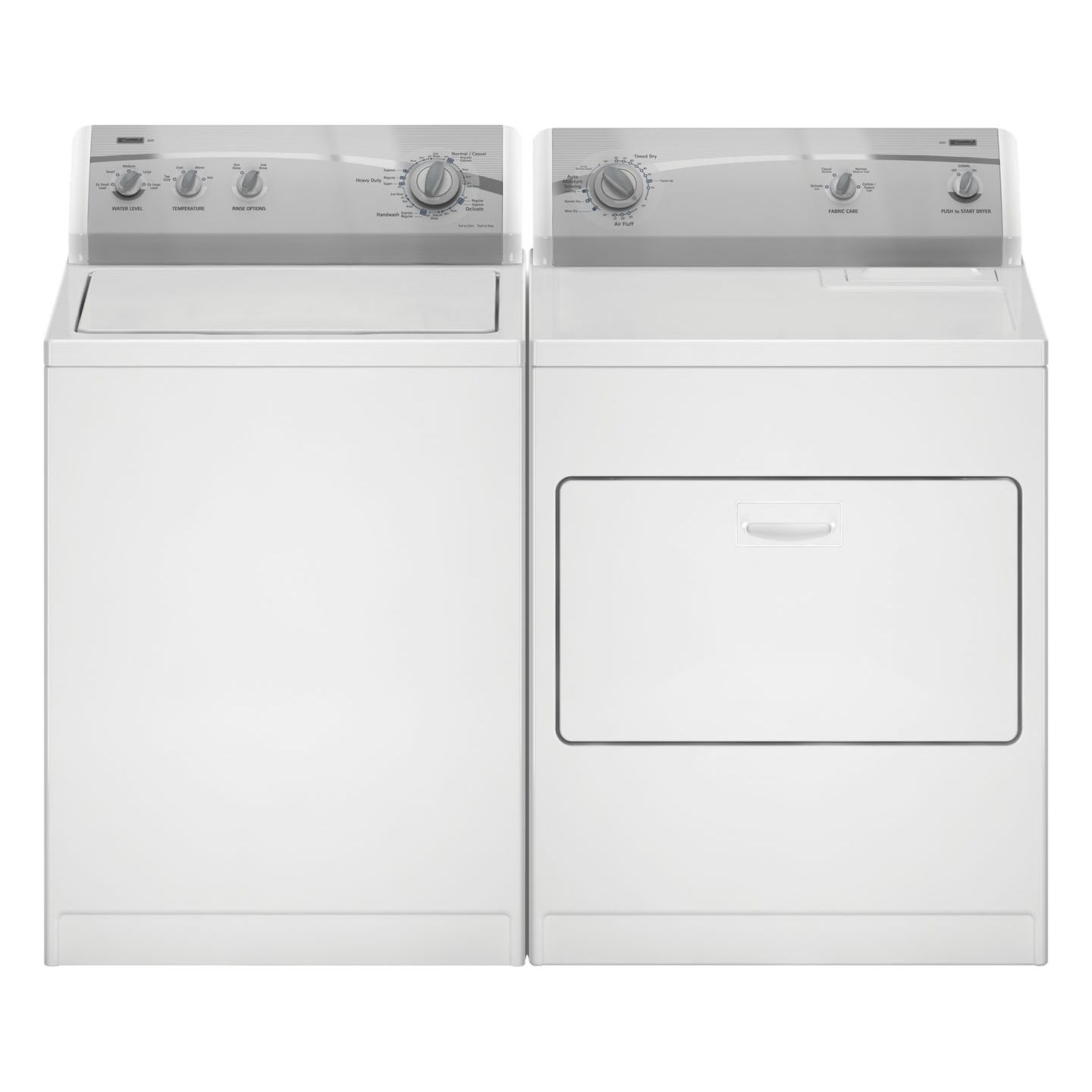 Kenmore 600 7.0 cu. ft. Electric Dryer - 6962