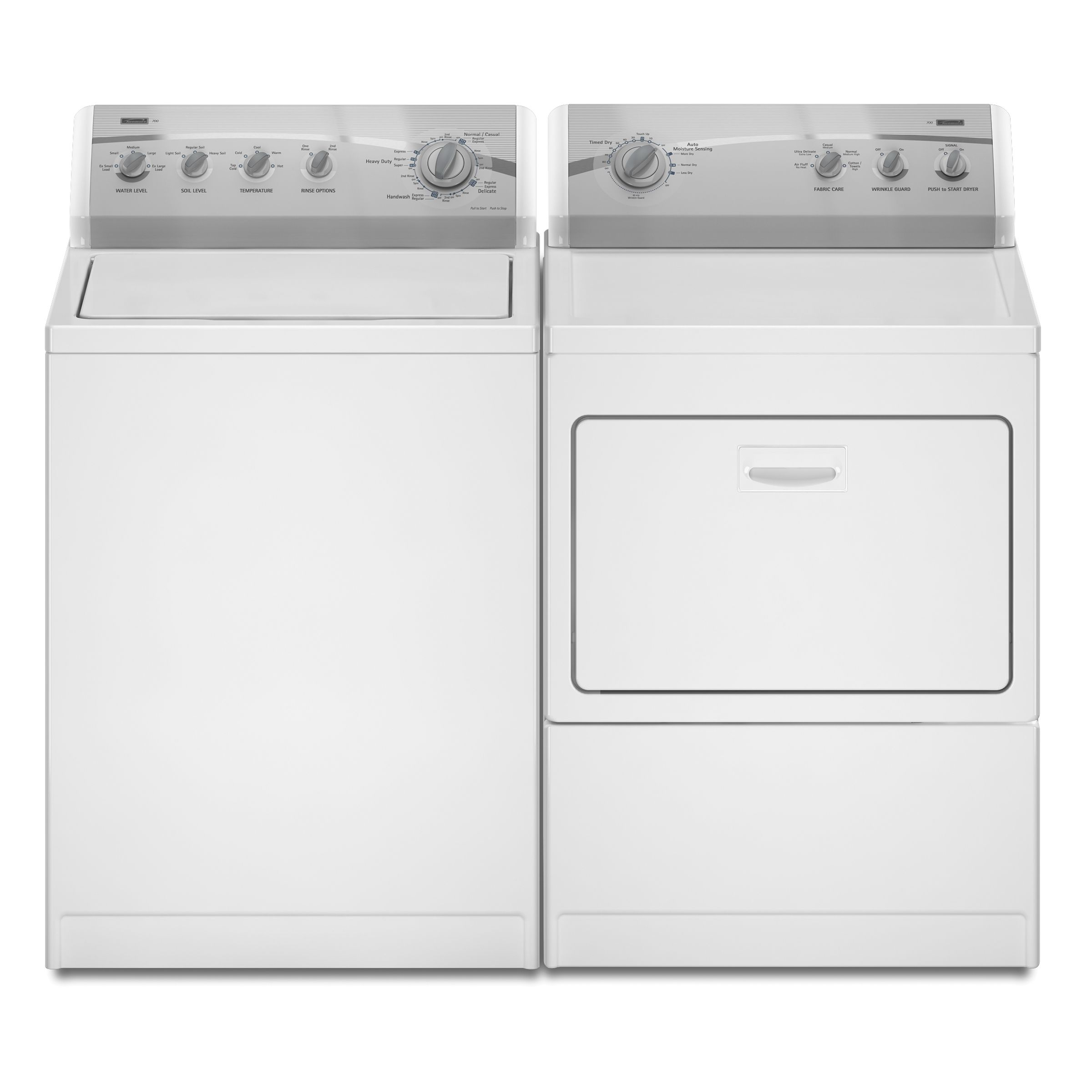 Kenmore 700 3.5 cu. ft. Capacity Top-Load Washer