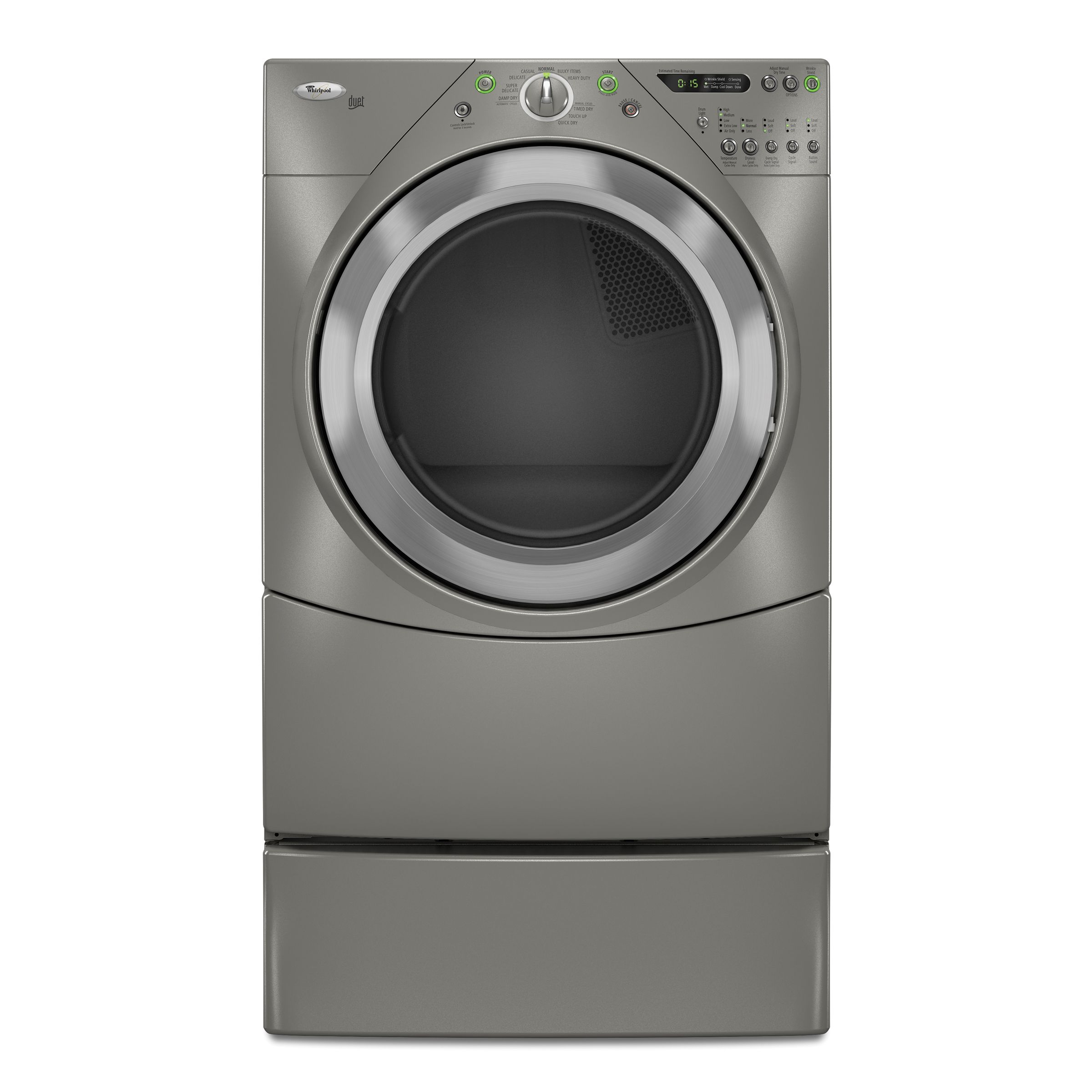 Whirlpool Duet HT® 4.0 cu. ft. I.E.C. Ultra Capacity Plus Front-Load Washer