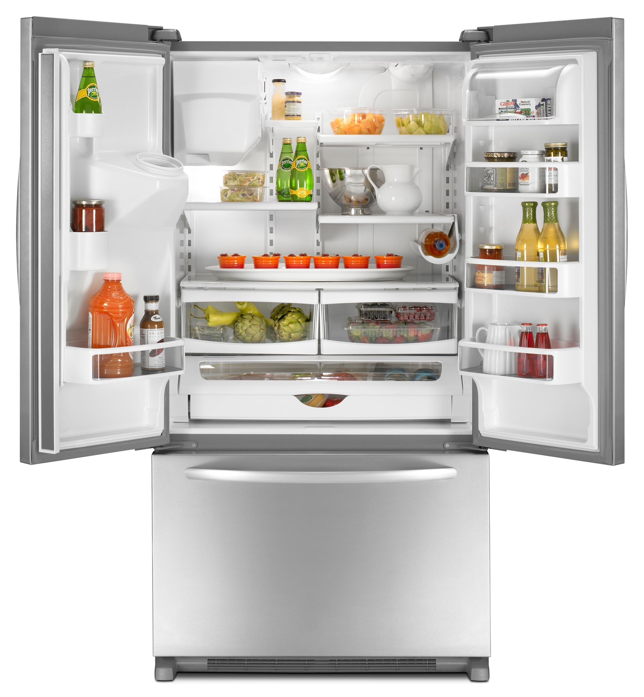 KitchenAid 24.9 cu. ft. Series II French-Door Refrigerator