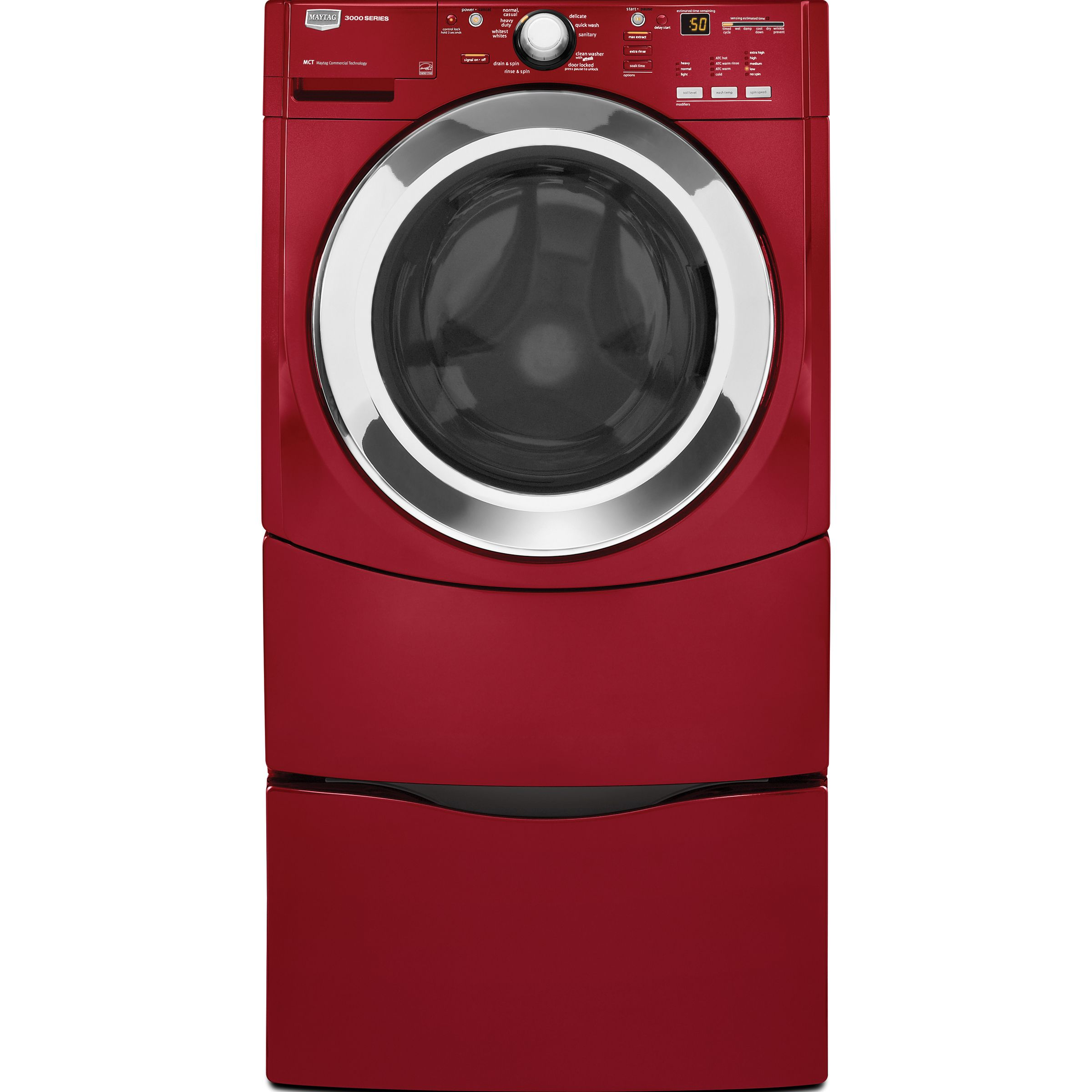 Maytag Performance Series 3.5 cu. ft. SuperSize Capacity Plus Front-Load Washer