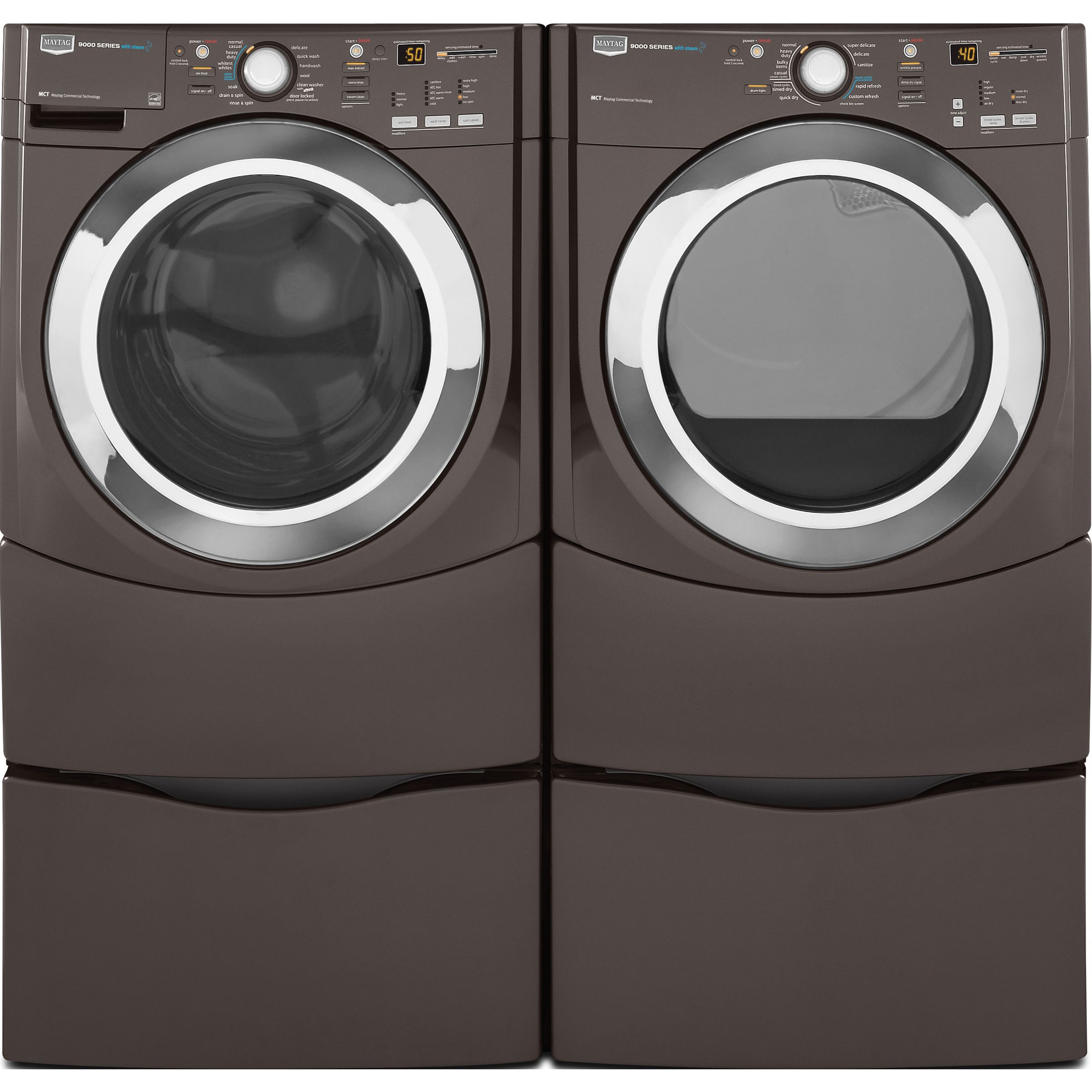 Maytag Performance Series 4.4 cu. ft. I.E.C. SuperSize Capacity Plus Front-Load Washer