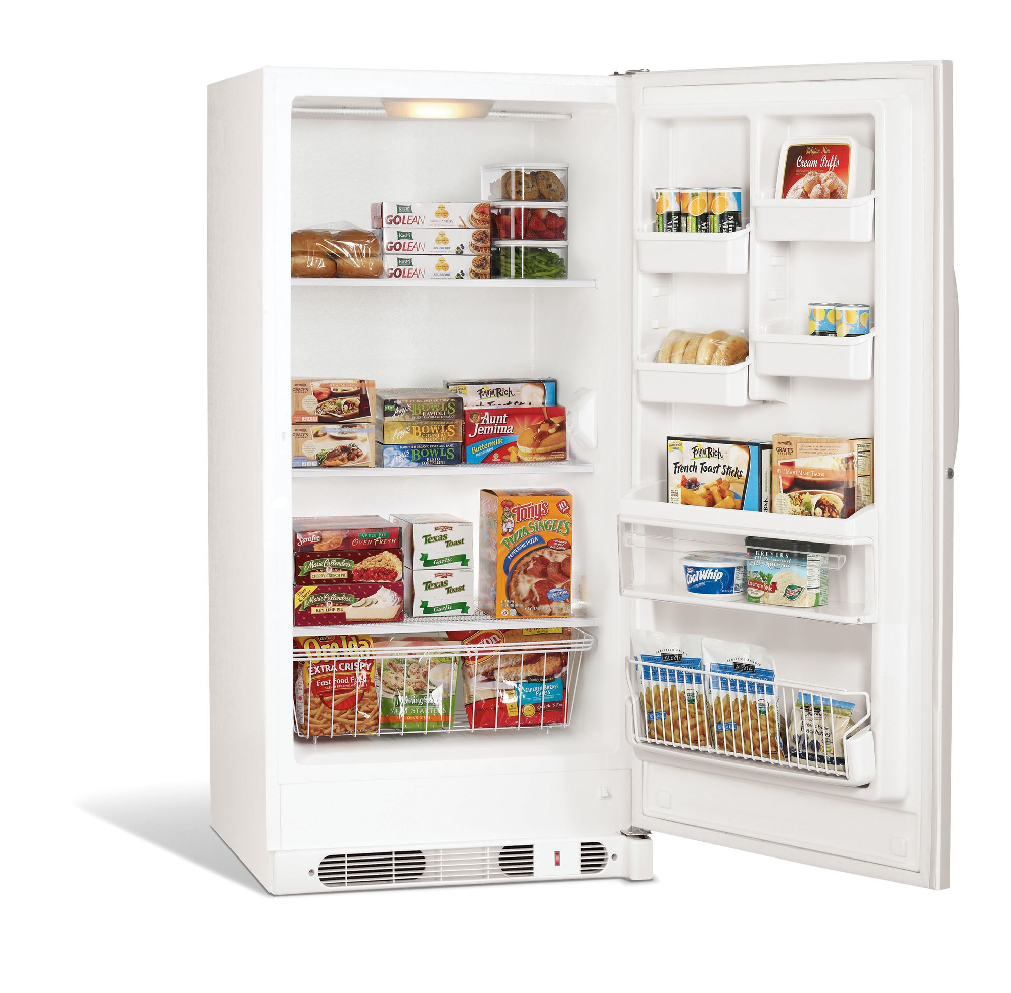 Frigidaire 16.7 cu. ft. Upright Freezer - White