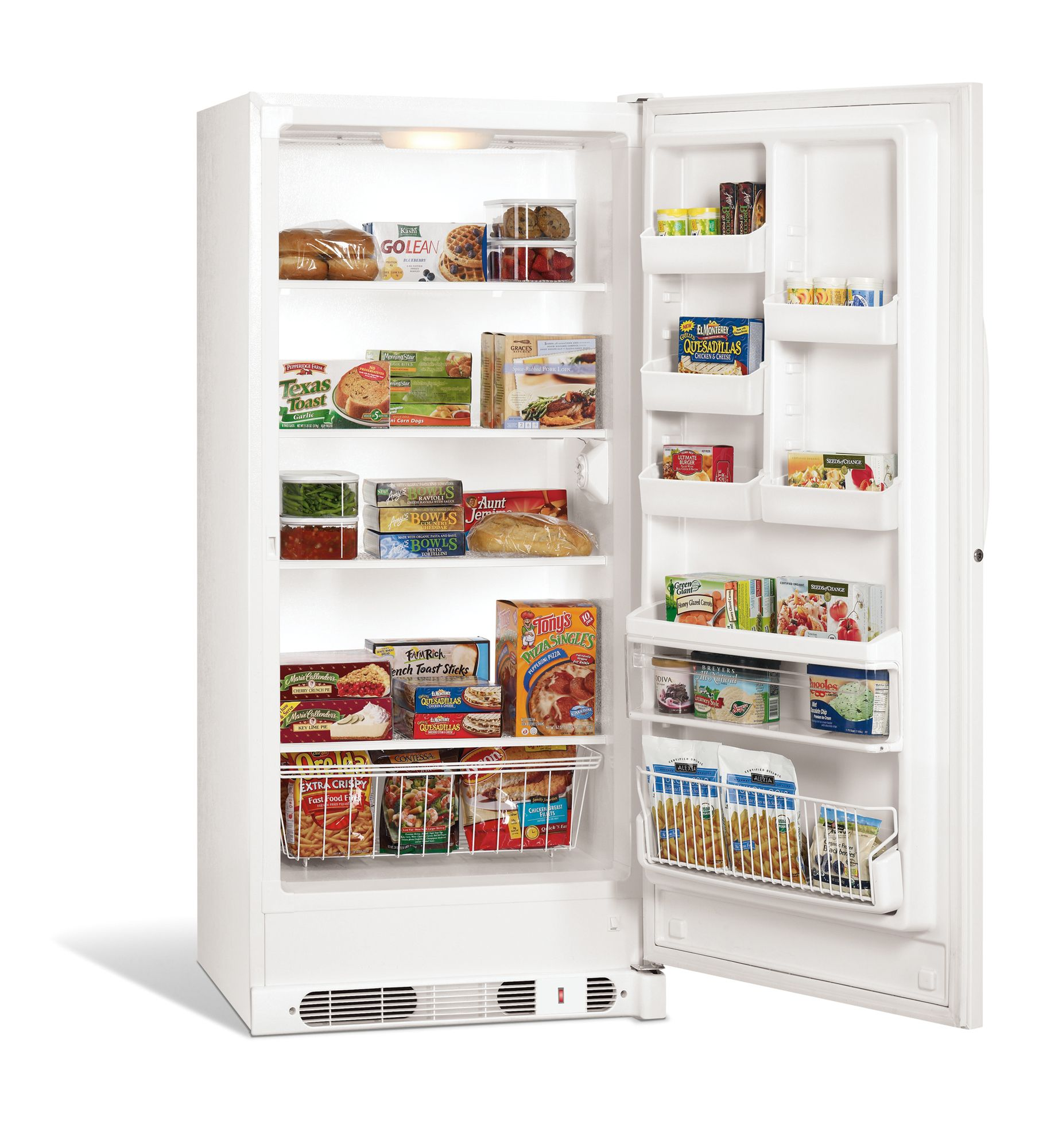 Frigidaire 20.6 cu. ft. Upright Freezer - White