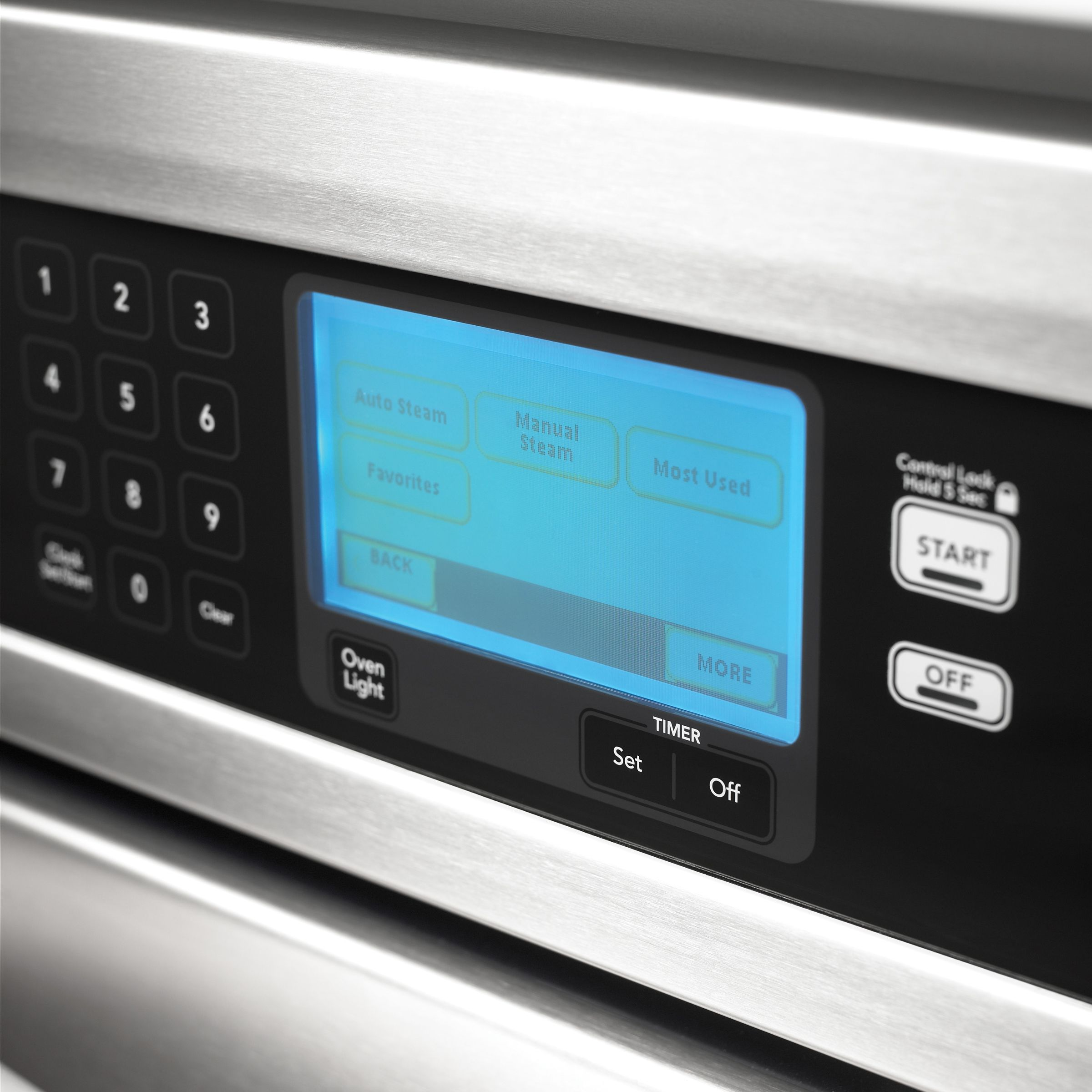 "KitchenAid Architect® Series II 30"" Single Wall Oven w/ Steam Convection"