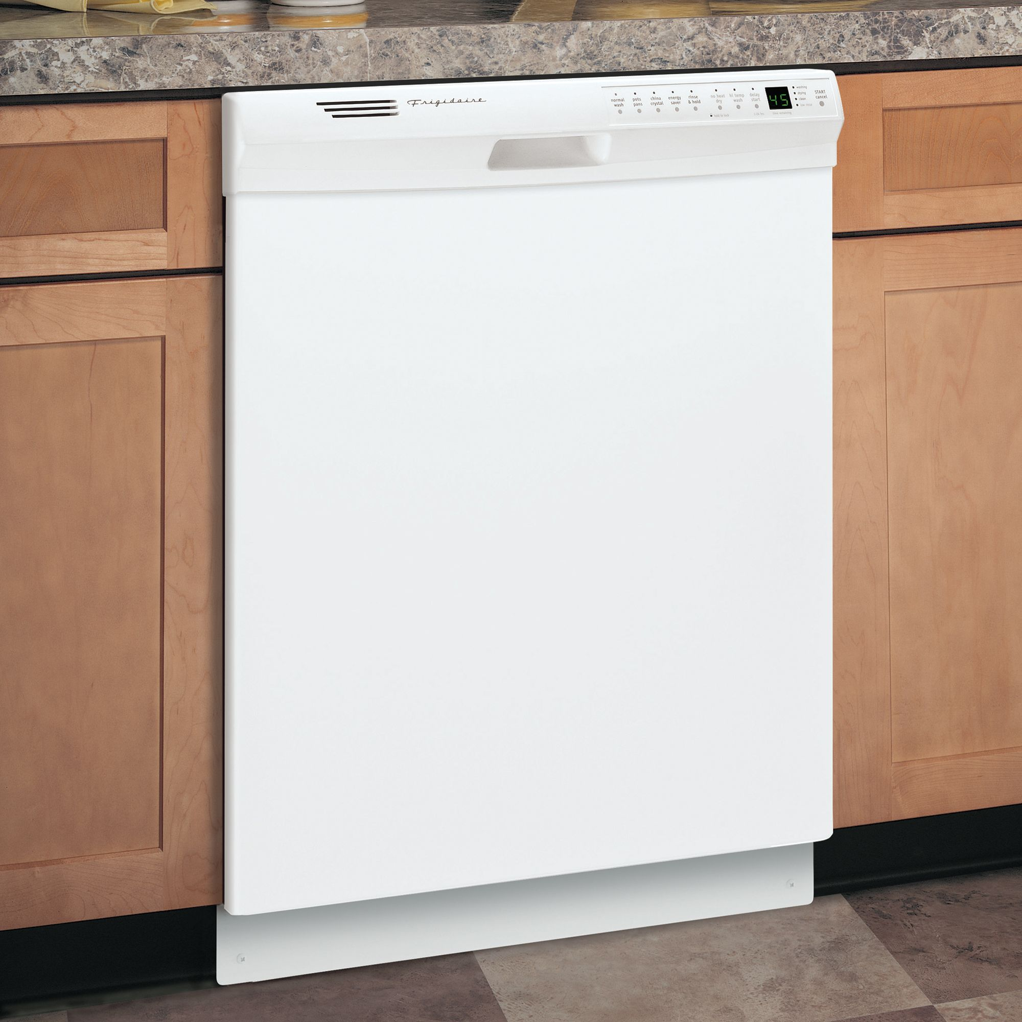 "Frigidaire 24"" Built-In Dishwasher (FDB2410HI)"