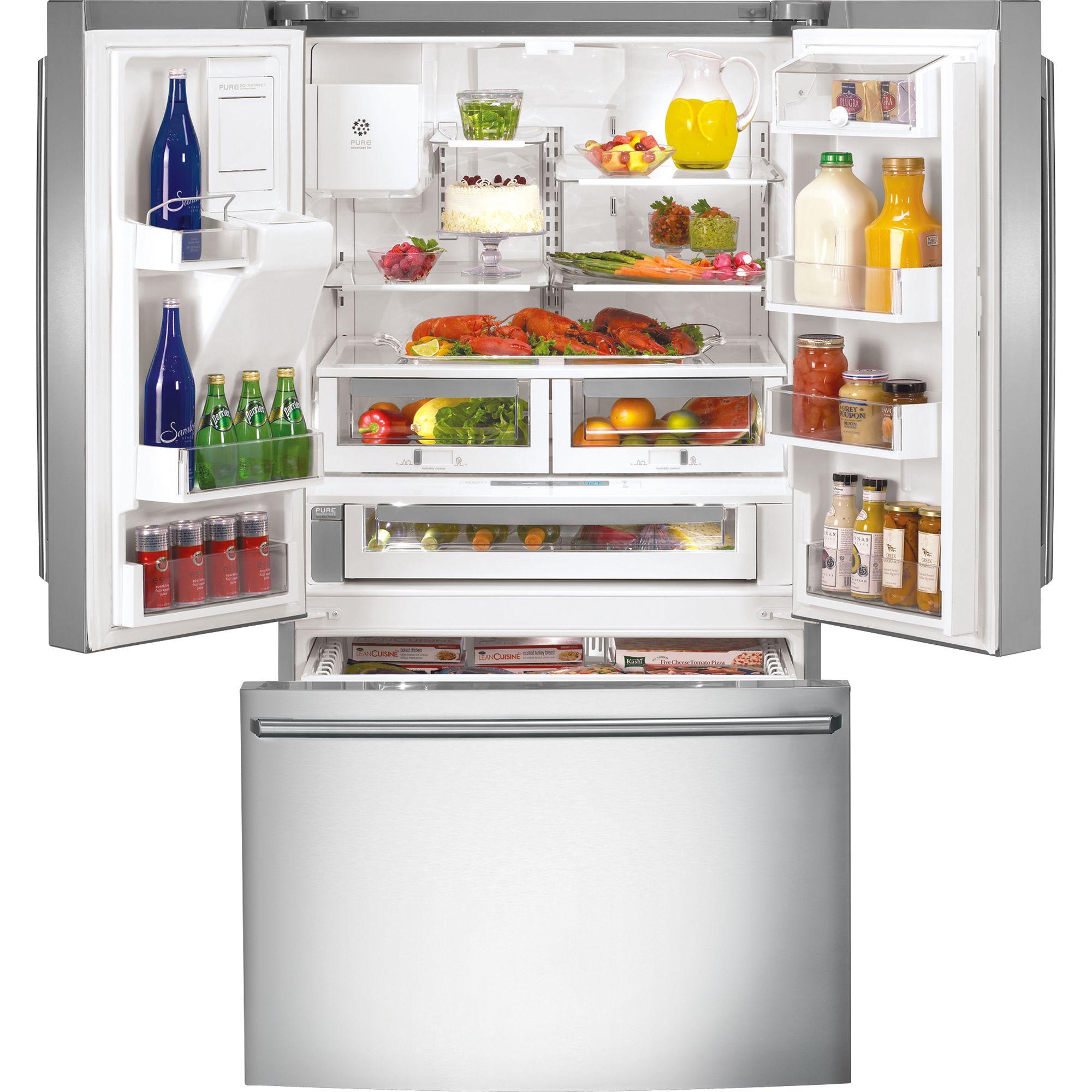 Electrolux 27.8 cu. ft. French-Door Bottom-Freezer Refrigerator