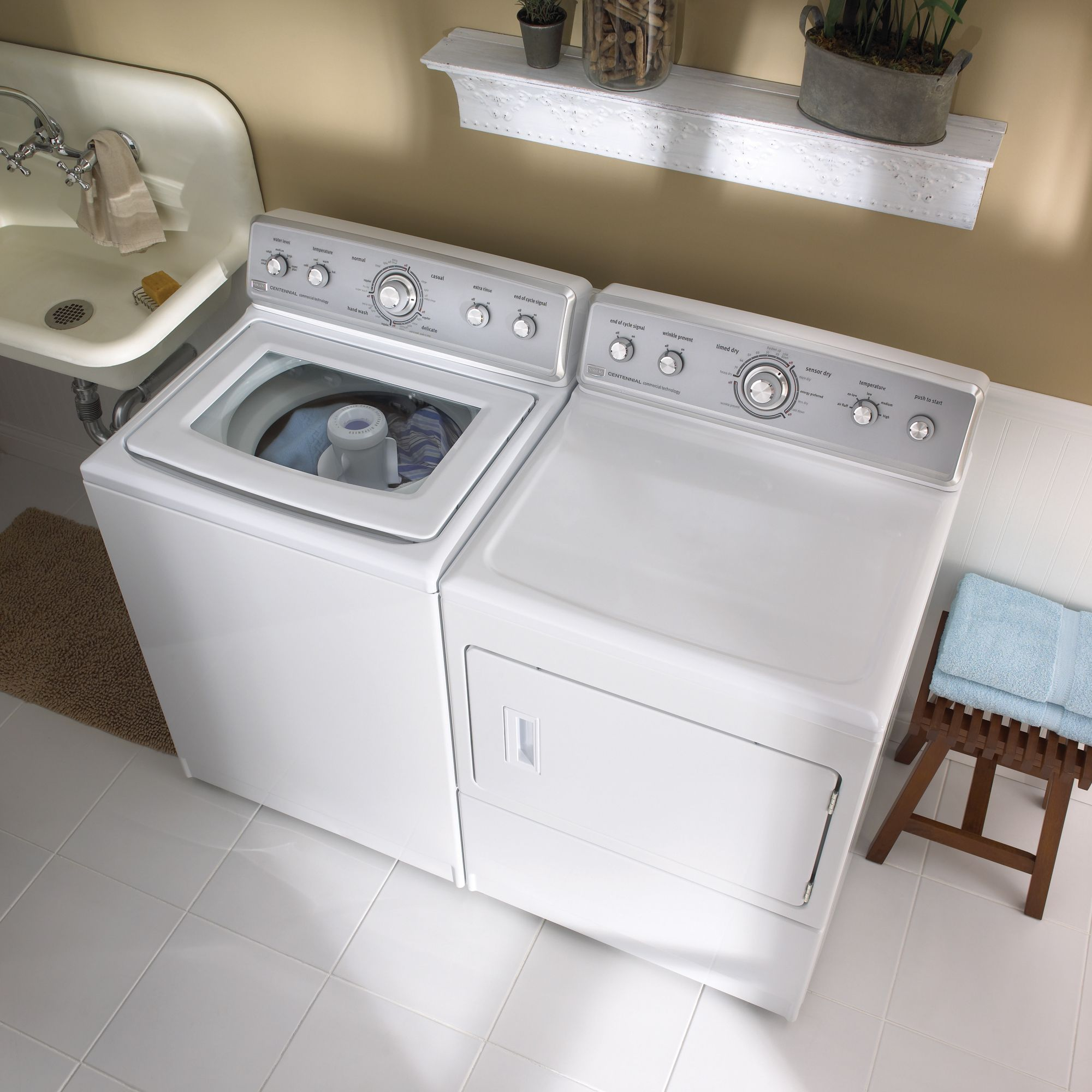 Maytag Centennial® 3.5 cu. ft. Capacity Washer