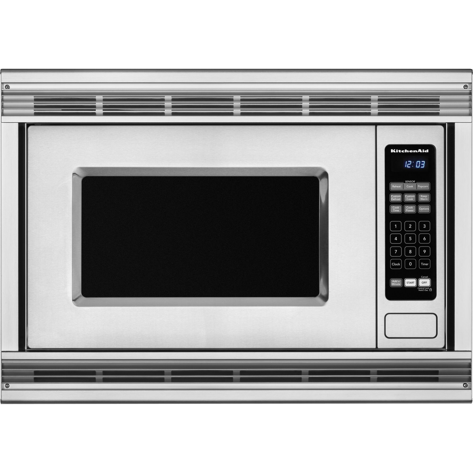 "KitchenAid 22"" 1.5 cu. ft. Countertop Microwave Oven"