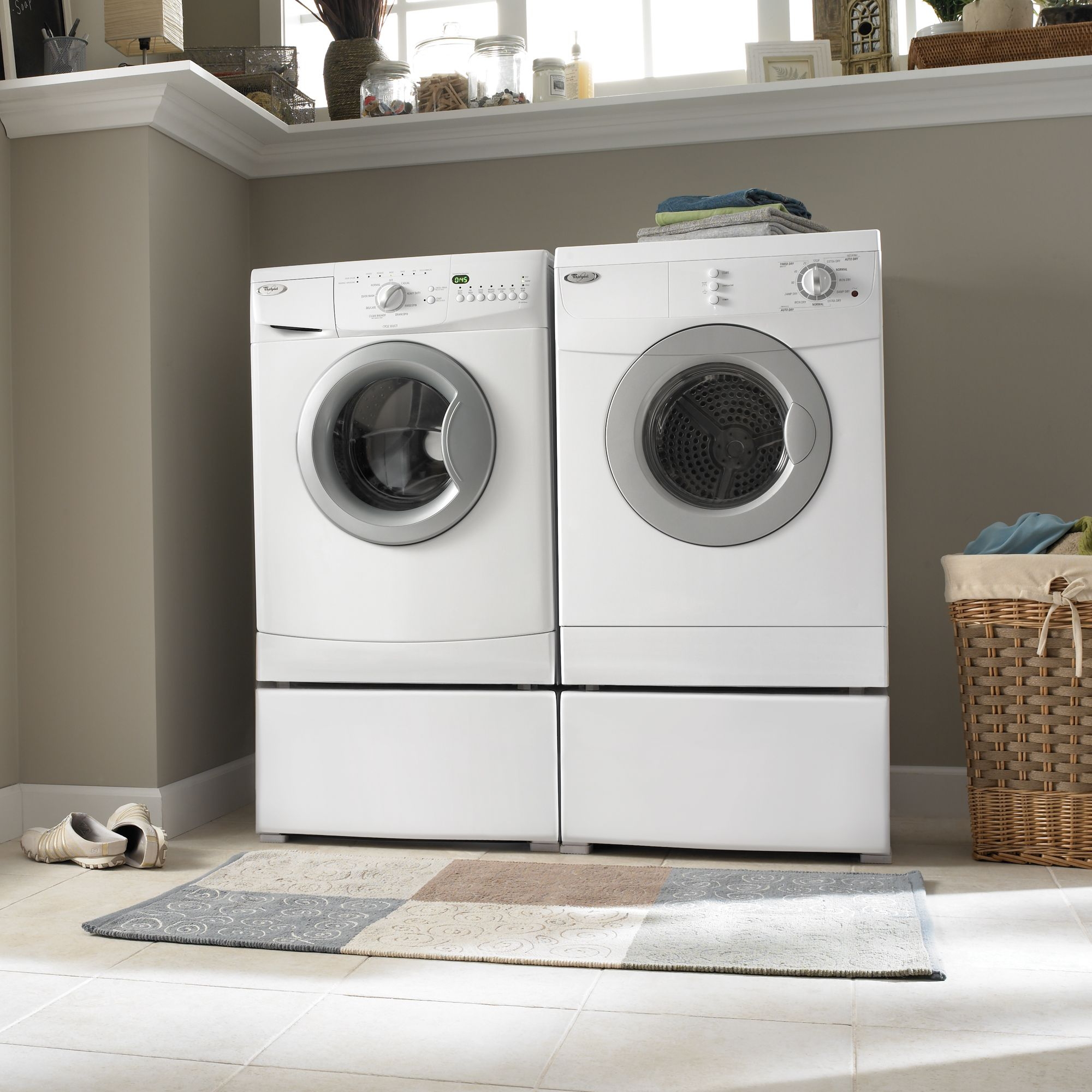 Whirlpool 3.8 cu. ft. Electric Compact Dryer
