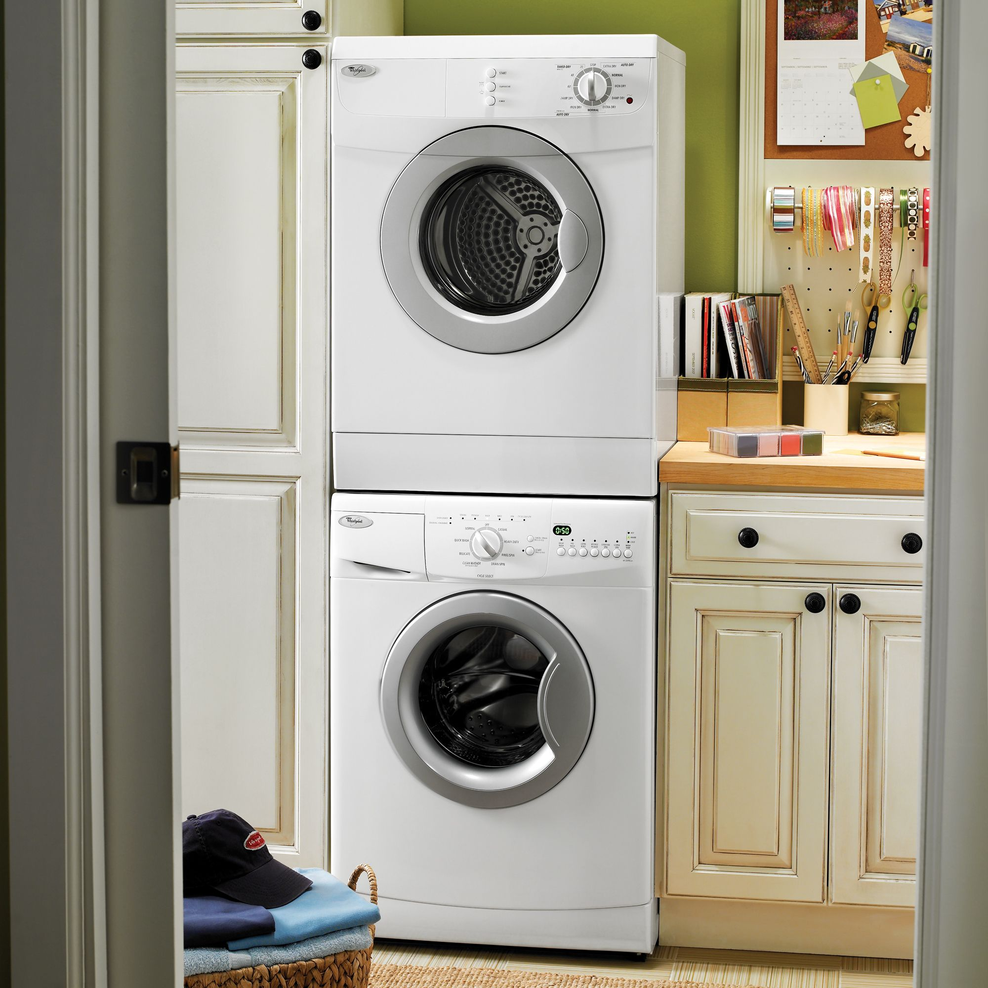 Whirlpool WFC7500VW 2.0 cu. ft. Front-load Washing Machine - White