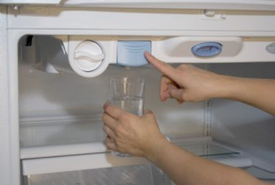 Kenmore 22.0 cu. ft. Top Freezer Refrigerator w/ Internal Water Dispenser - White