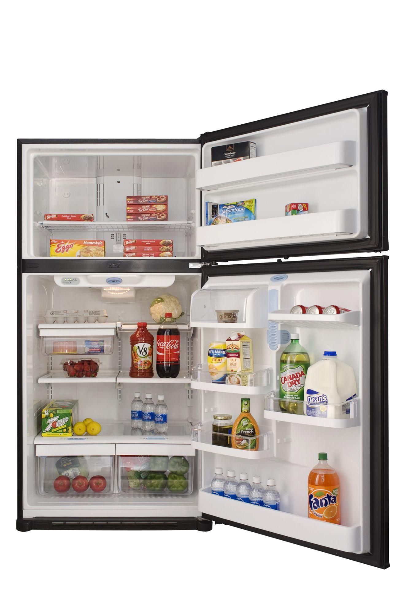 Kenmore 22.1 cu. ft. Top Freezer Refrigerator - Black