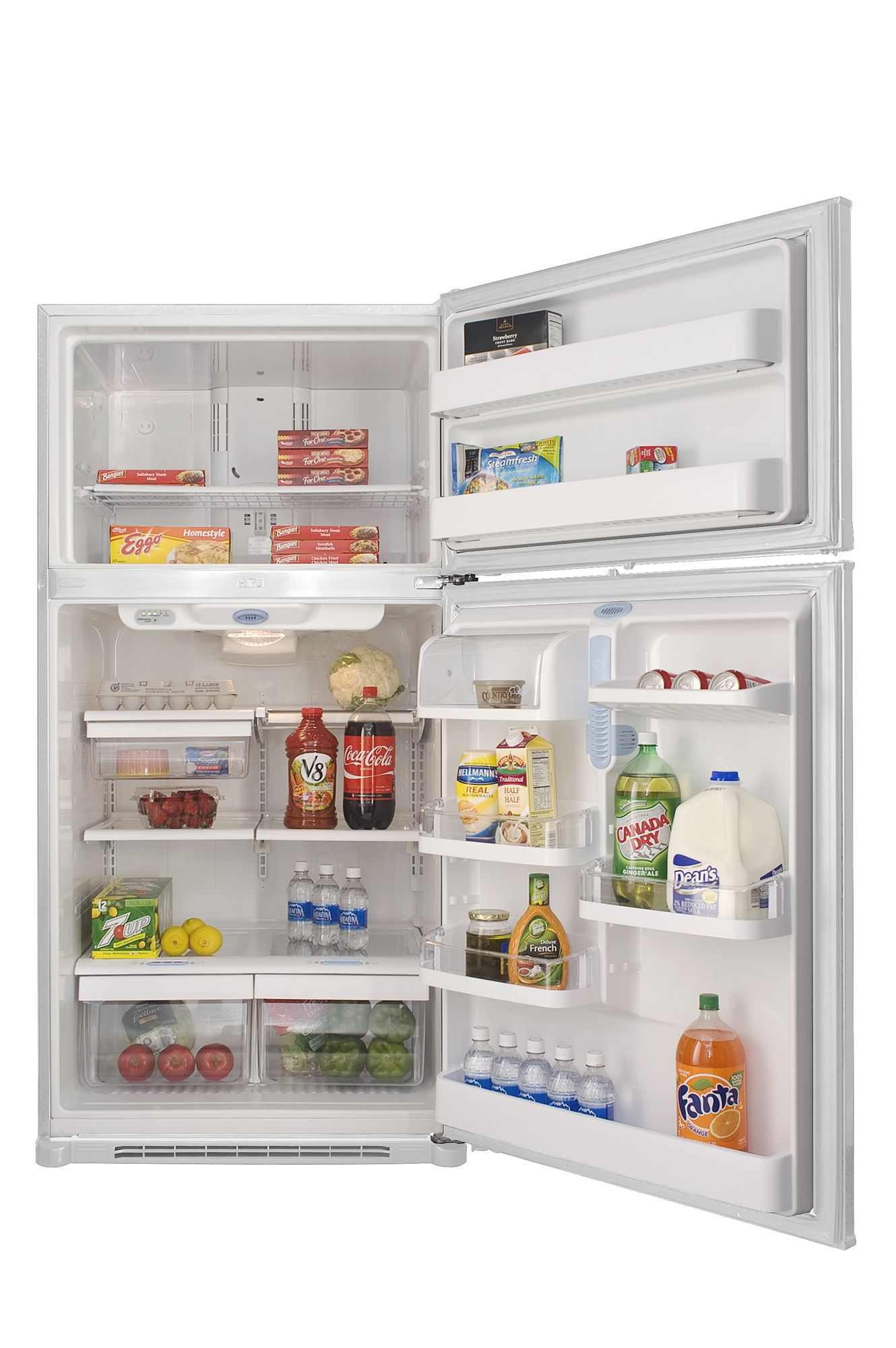 Kenmore 22.1 cu. ft. Top Freezer Refrigerator - White
