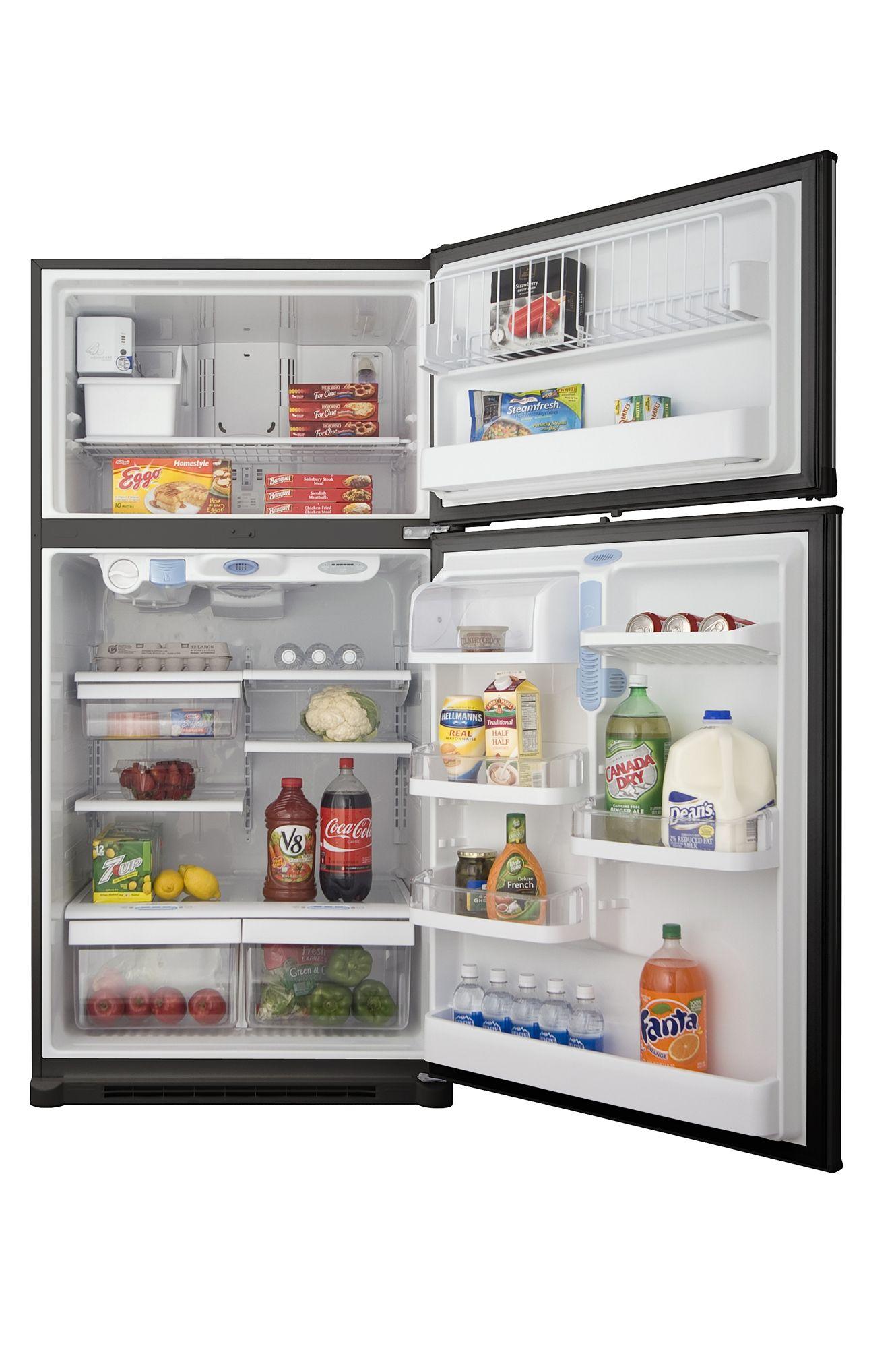Kenmore 19.0 cu. ft. Top Freezer Refrigerator w/ Internal Water Dispenser - Black