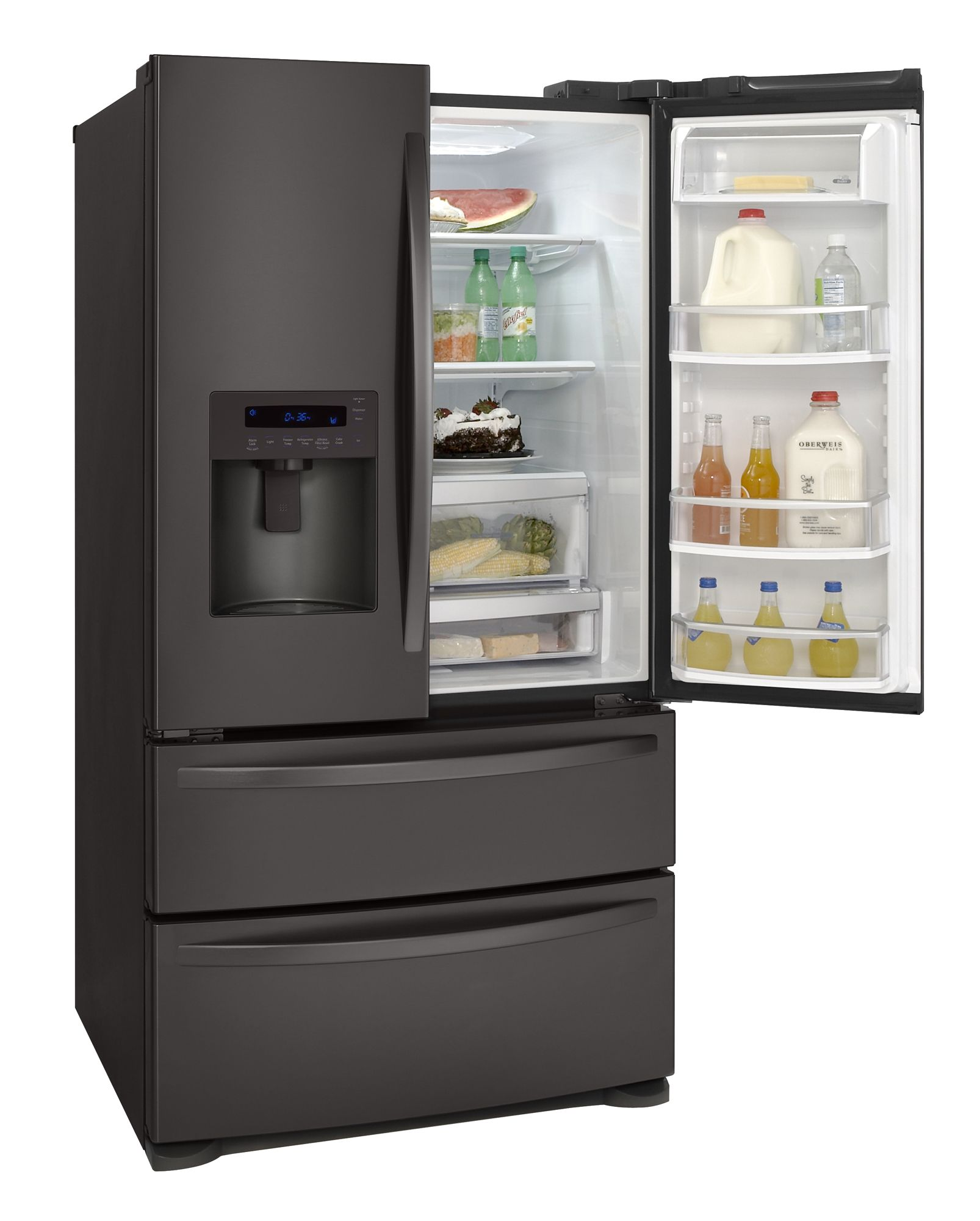 Kenmore Elite 27.5 cu. ft. French-Door Bottom Freezer Refrigerator (7977)