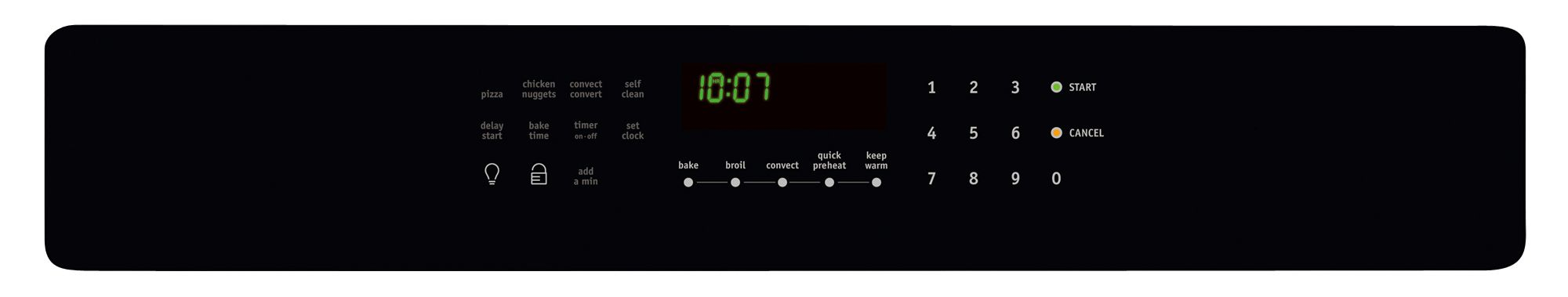 "Frigidaire Gallery 30"" Single Wall Oven - Black"