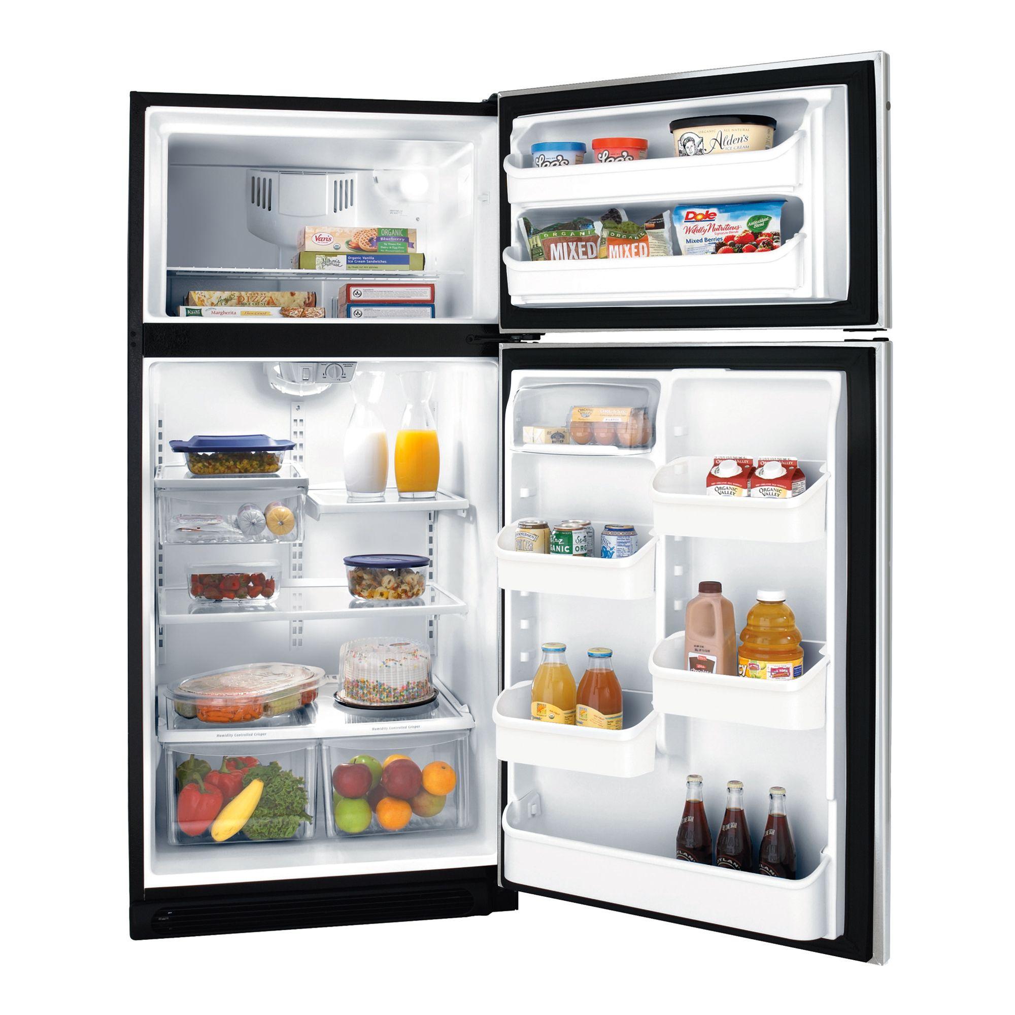 Frigidaire 20.6 cu. ft. Top Freezer Refrigerator (FGHT2144K)