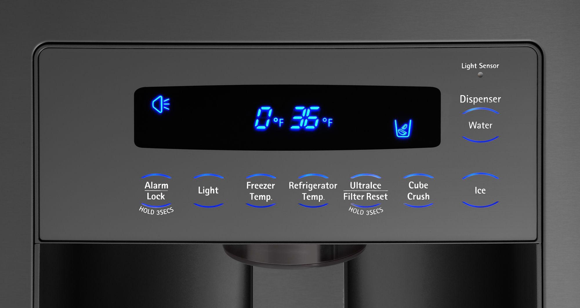 Kenmore Elite 27.6 cu. ft. French-Door Bottom Freezer Refrigerator (7978)