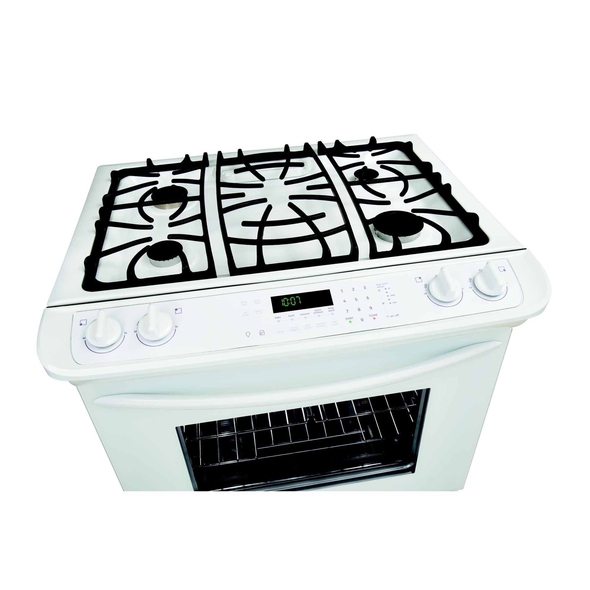 Frigidaire Gallery 4.2 cu. ft. Slide-In Gas Range - White