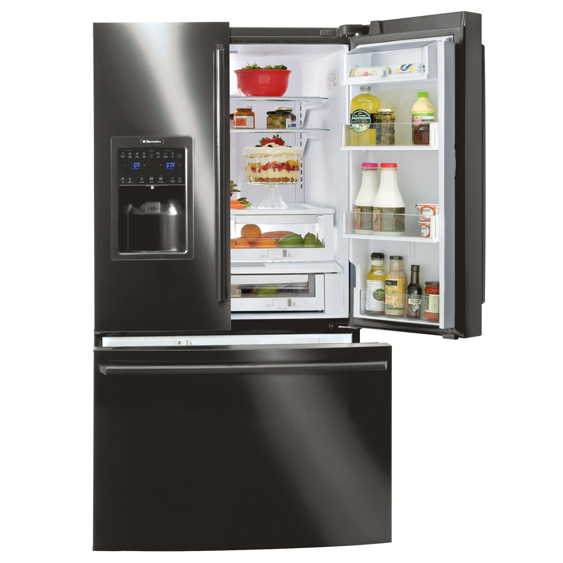 Electrolux 22.6 cu. ft. French-Door Bottom Freezer Refrigerator  (EI23BC56I)
