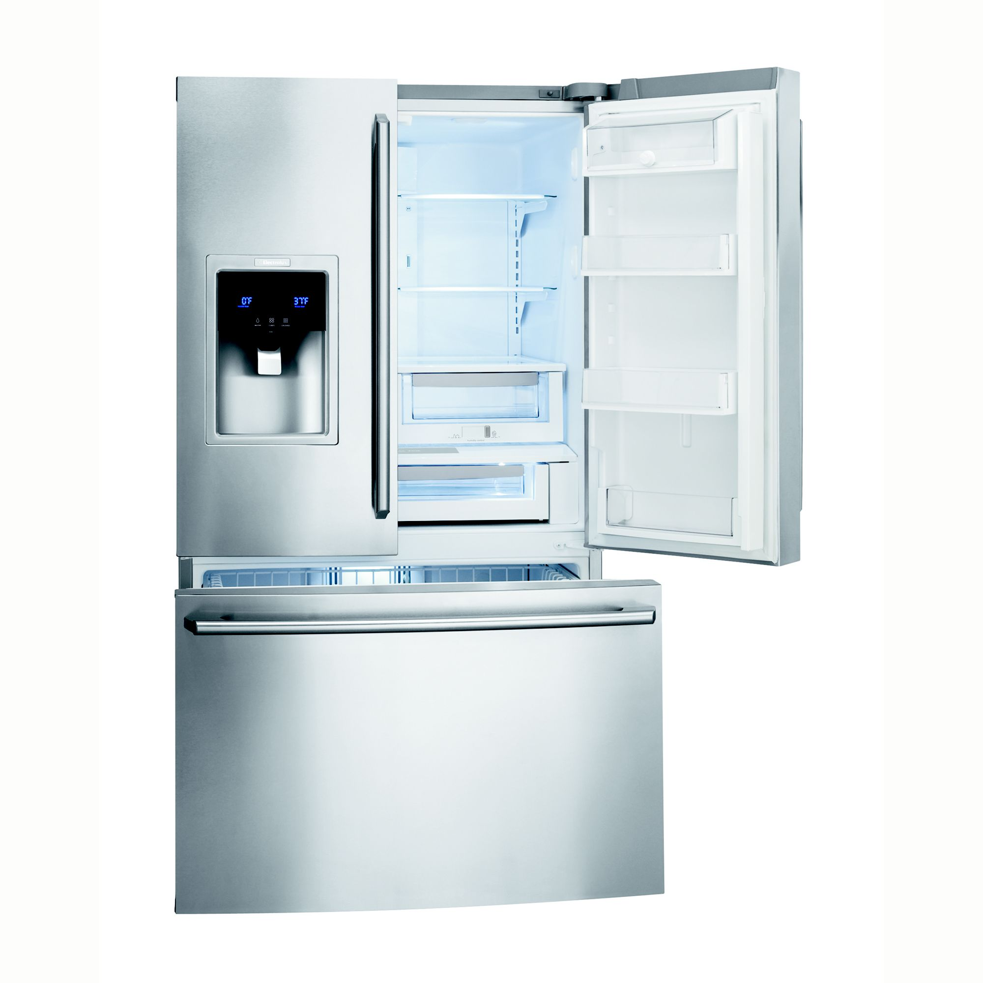Electrolux 22.6 cu. ft. French-Door Bottom Freezer Refrigerator