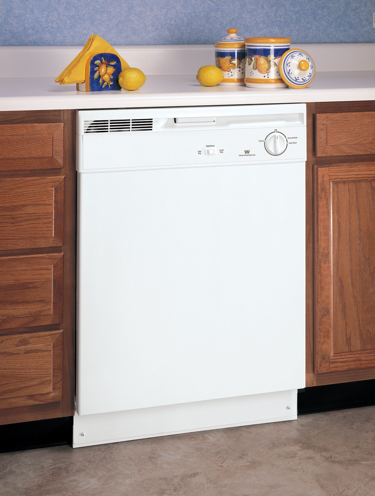 "White-Westinghouse 24"" Built-In Dishwasher"