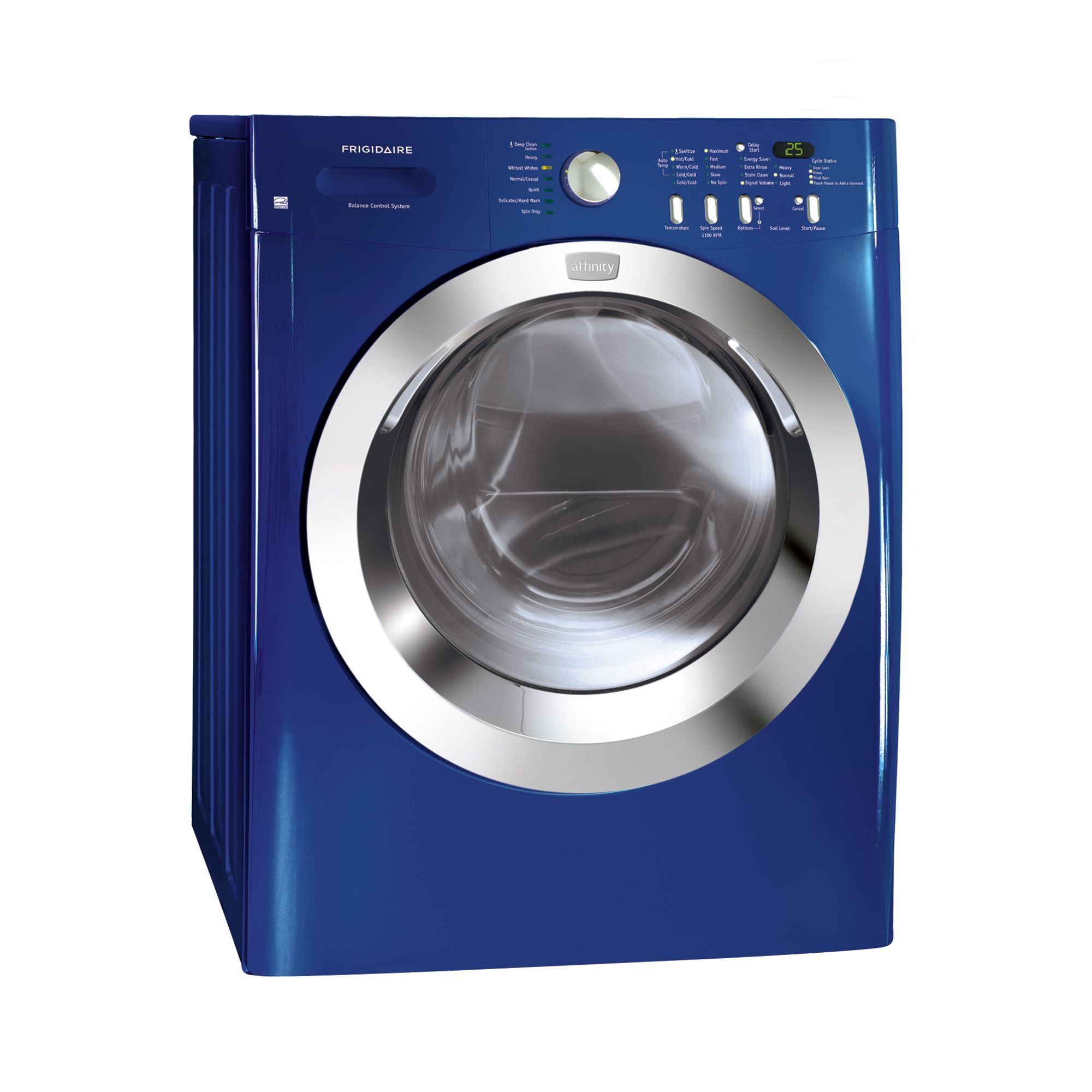 Frigidaire 3.0 cu. ft. Front-Load Washing Machine (FAFW3577K)
