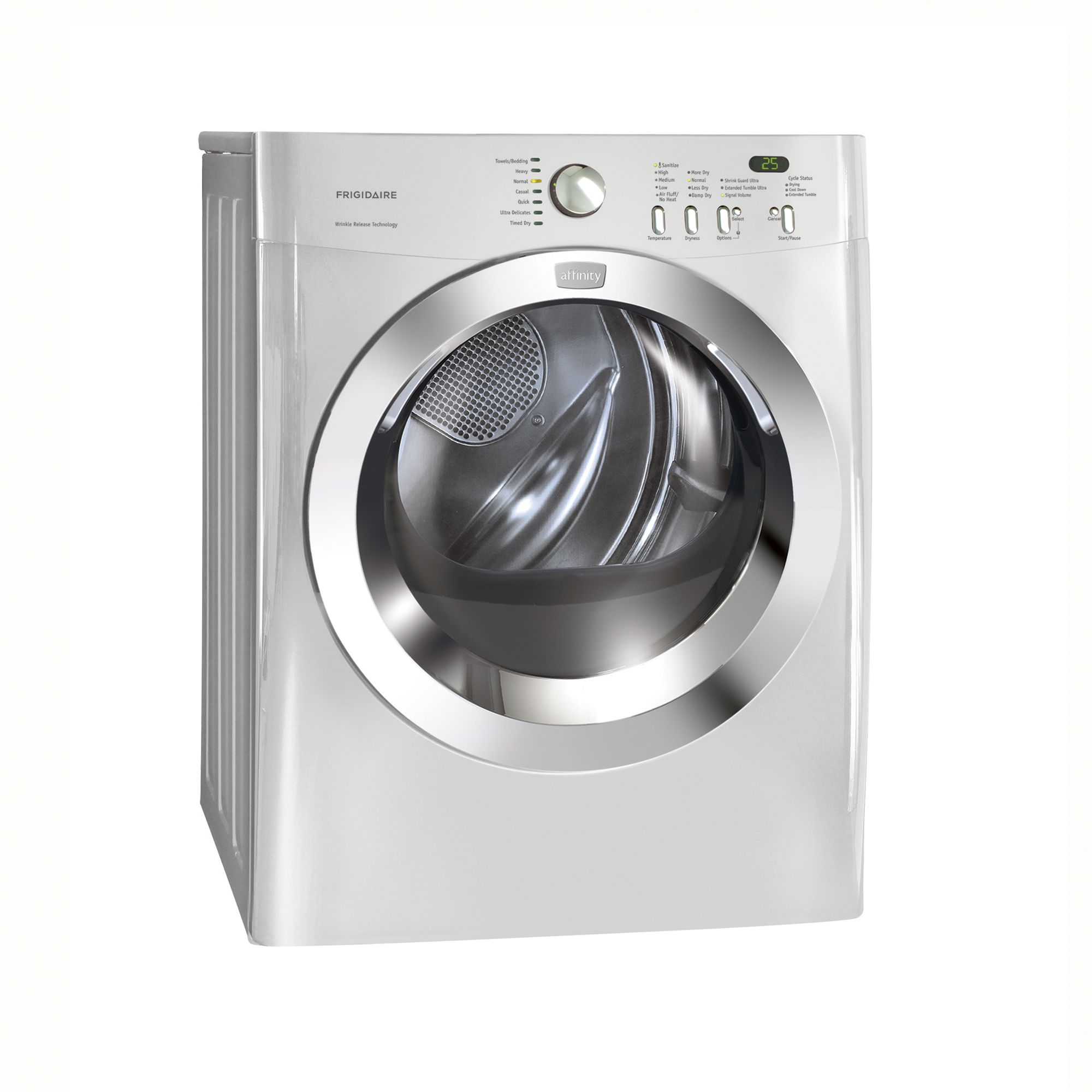 Frigidaire Affinity 7.0 cu. ft. Electric Dryer - FAQE7077K