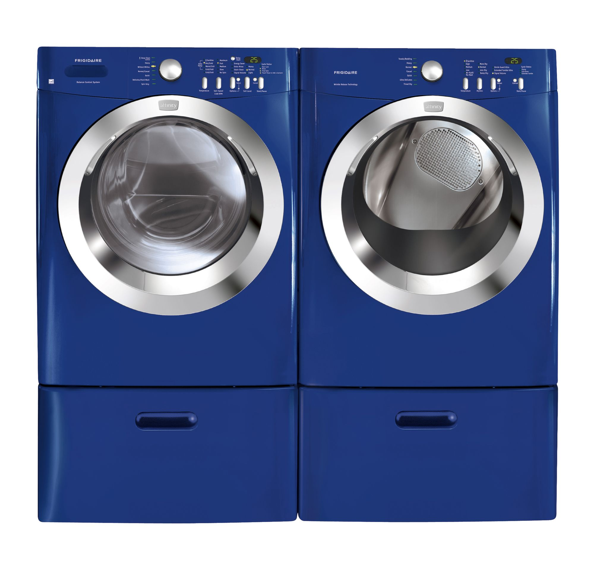 Frigidaire Affinity 7.0 cu. ft. Gas Dryer - FAQG7077K