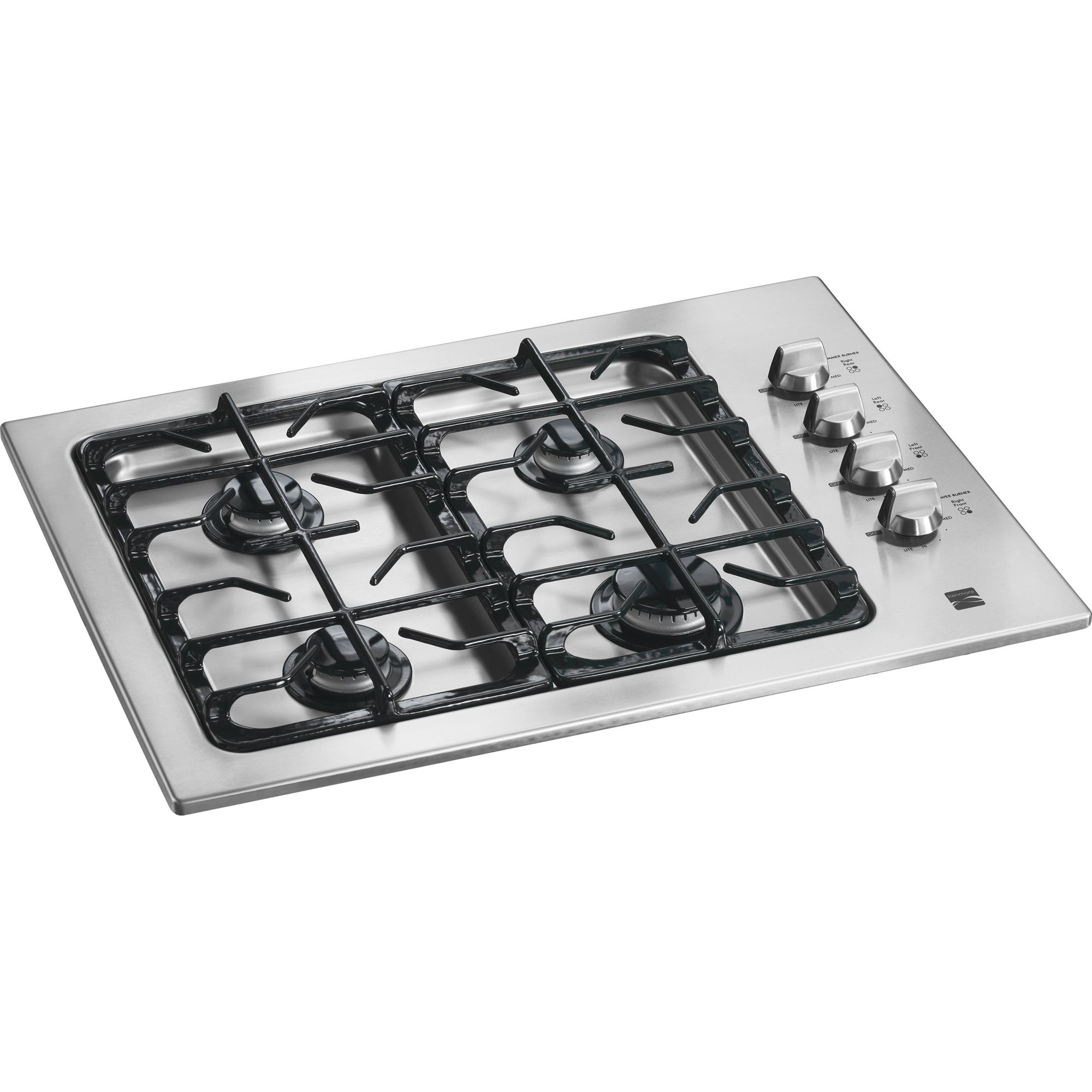 "Kenmore 30"" Sealed Gas Cooktop 3242"