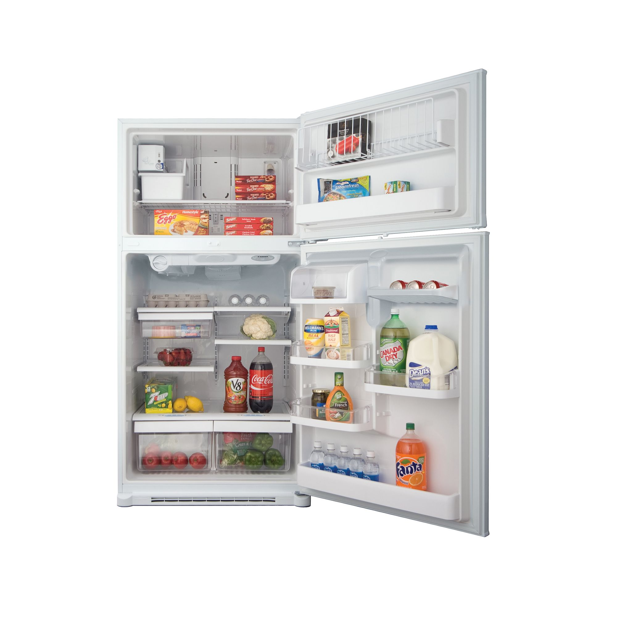 Kenmore 22.0 cu. ft. Top Freezer Refrigerator (7531)