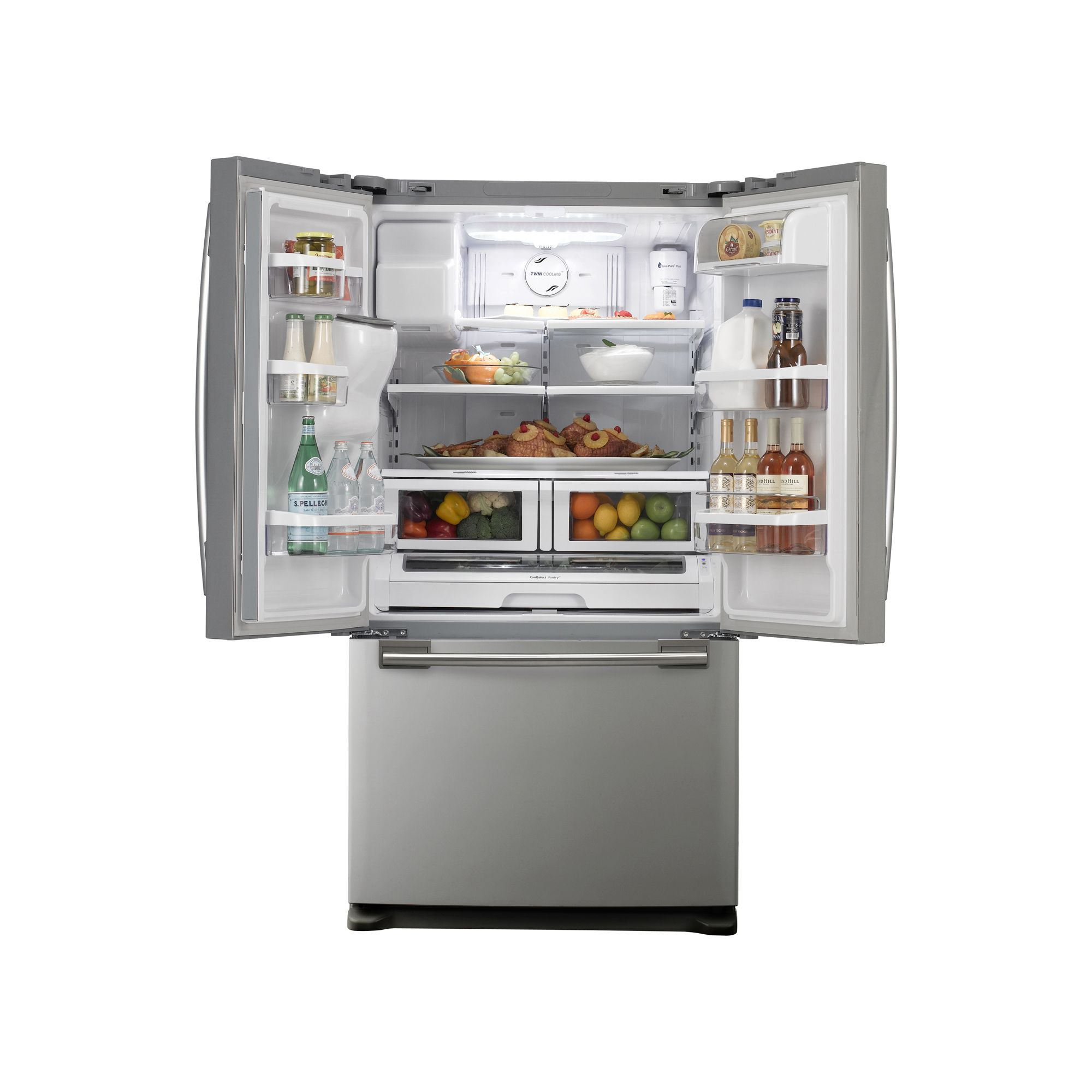 Samsung 26.0 cu. ft. French-Door Bottom Freezer Refrigerator