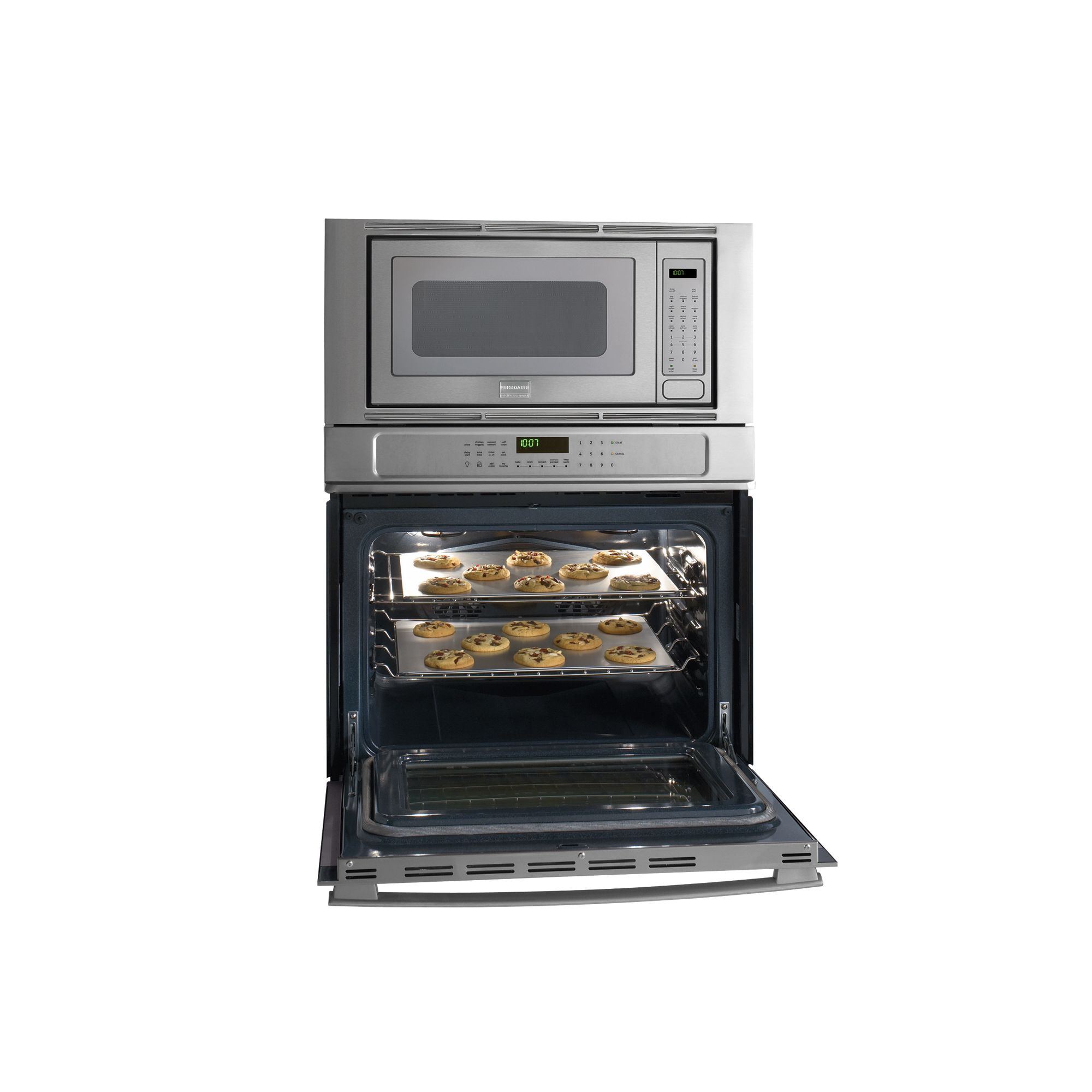"Frigidaire 30"" Convection Wall Oven w/ Microwave"