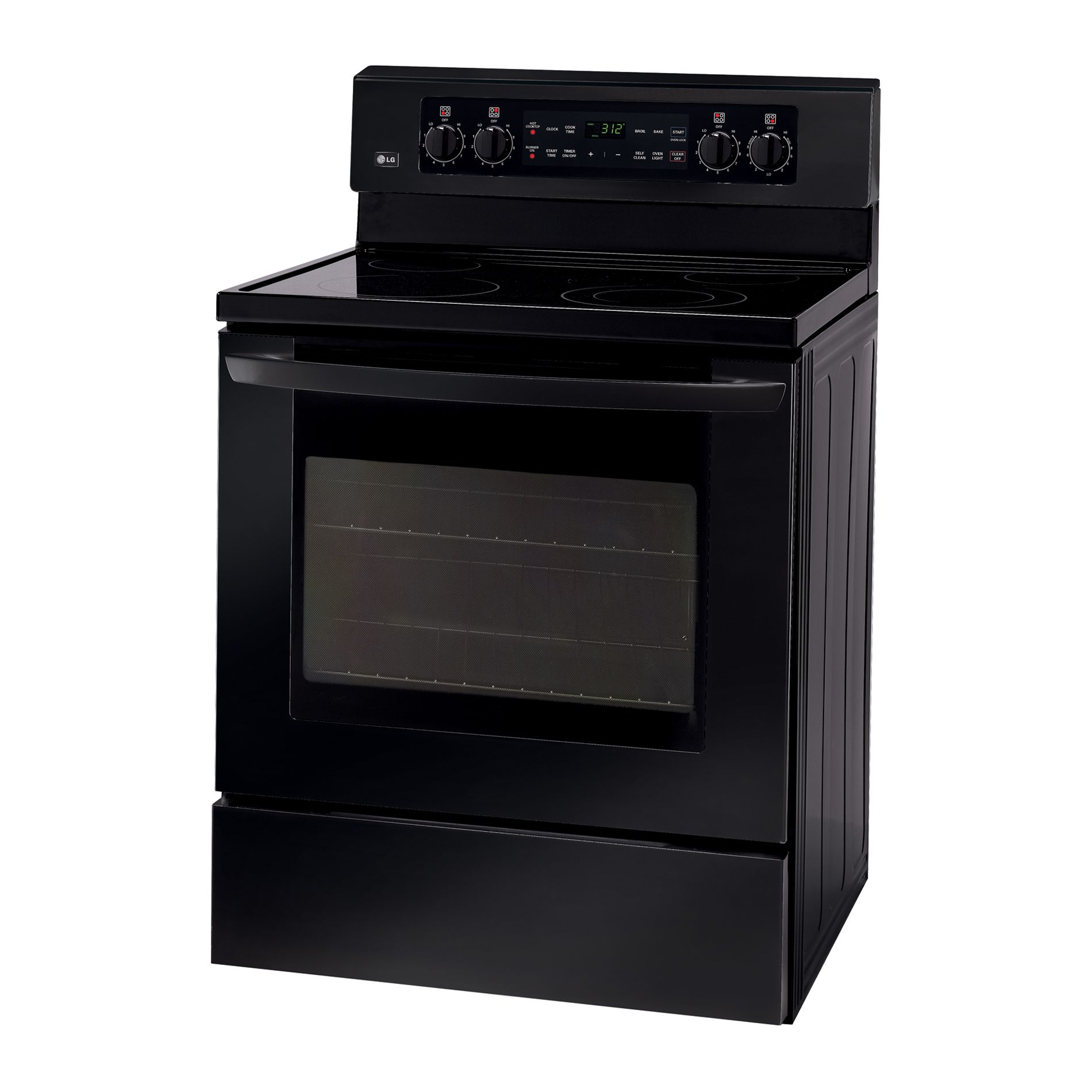"LG 30"" Freestanding Electric Range"