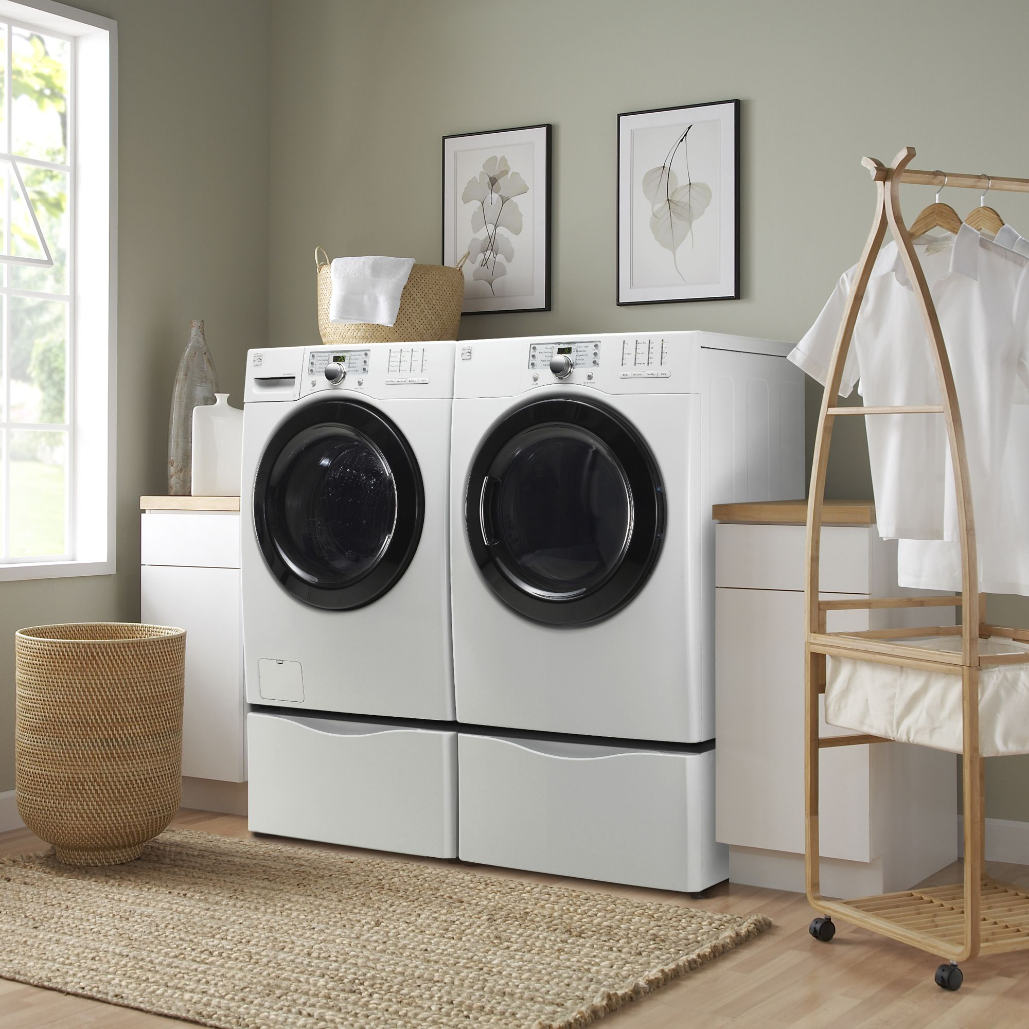 Kenmore Front-load Washing Machine 3.6 cubic feet