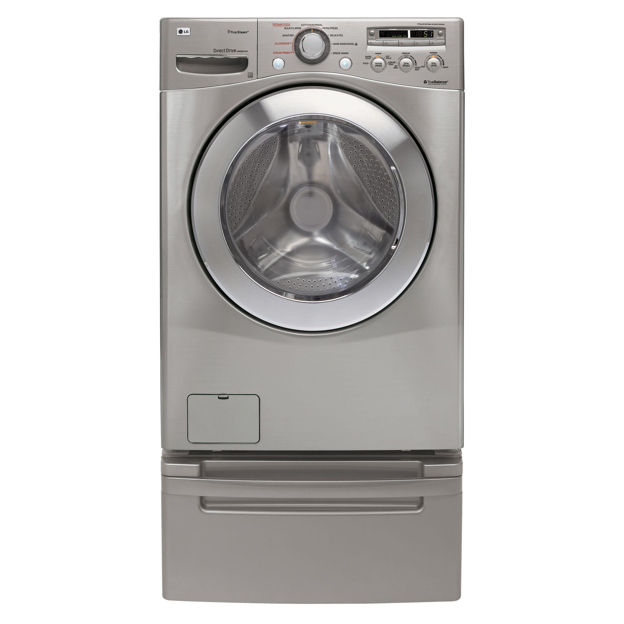 LG 3.6 cu. ft. Front-Load Washing Machine (WM2501H)