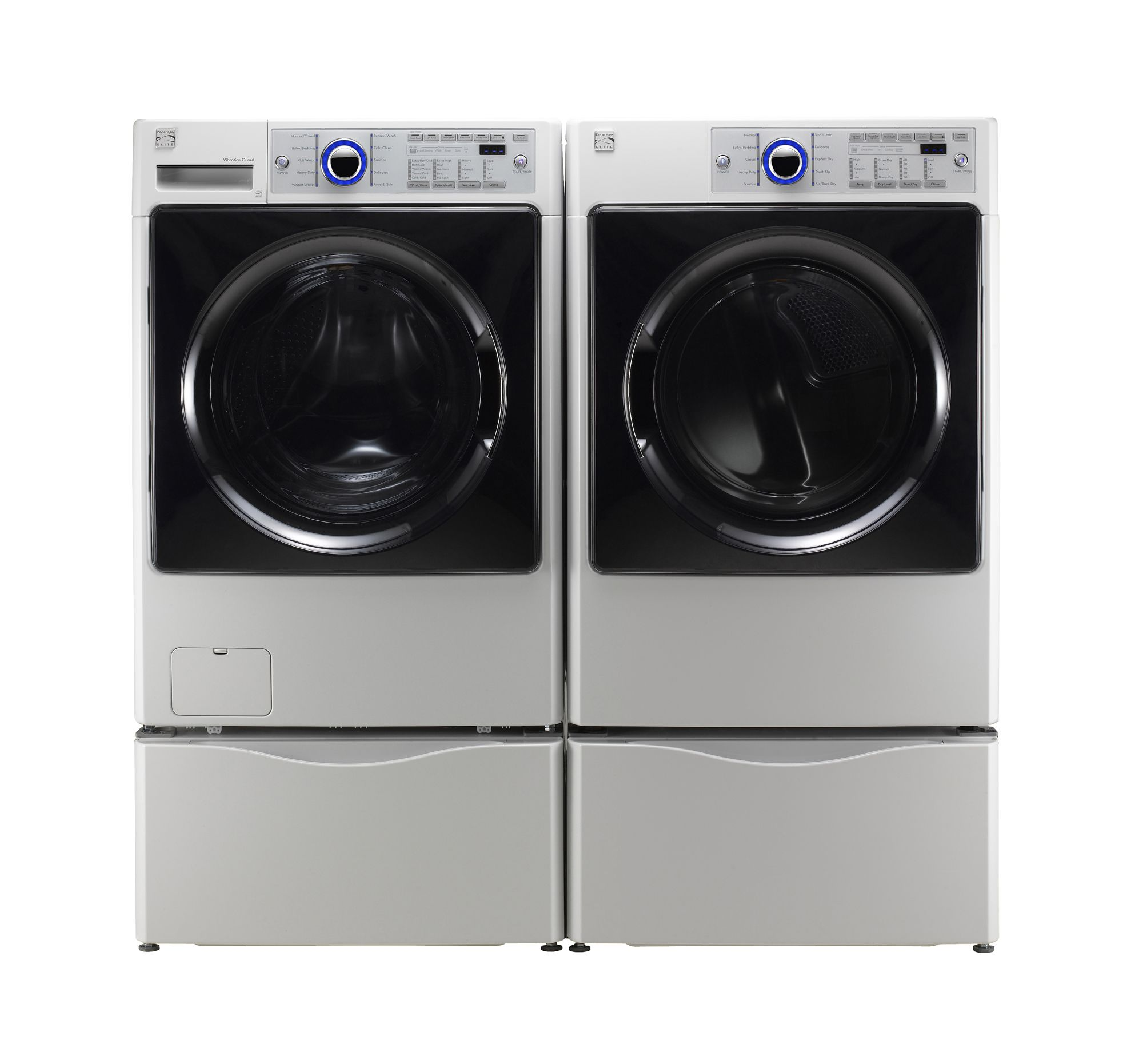 Kenmore Elite 3.9 cu. ft. Front-Load Washing Machine - White