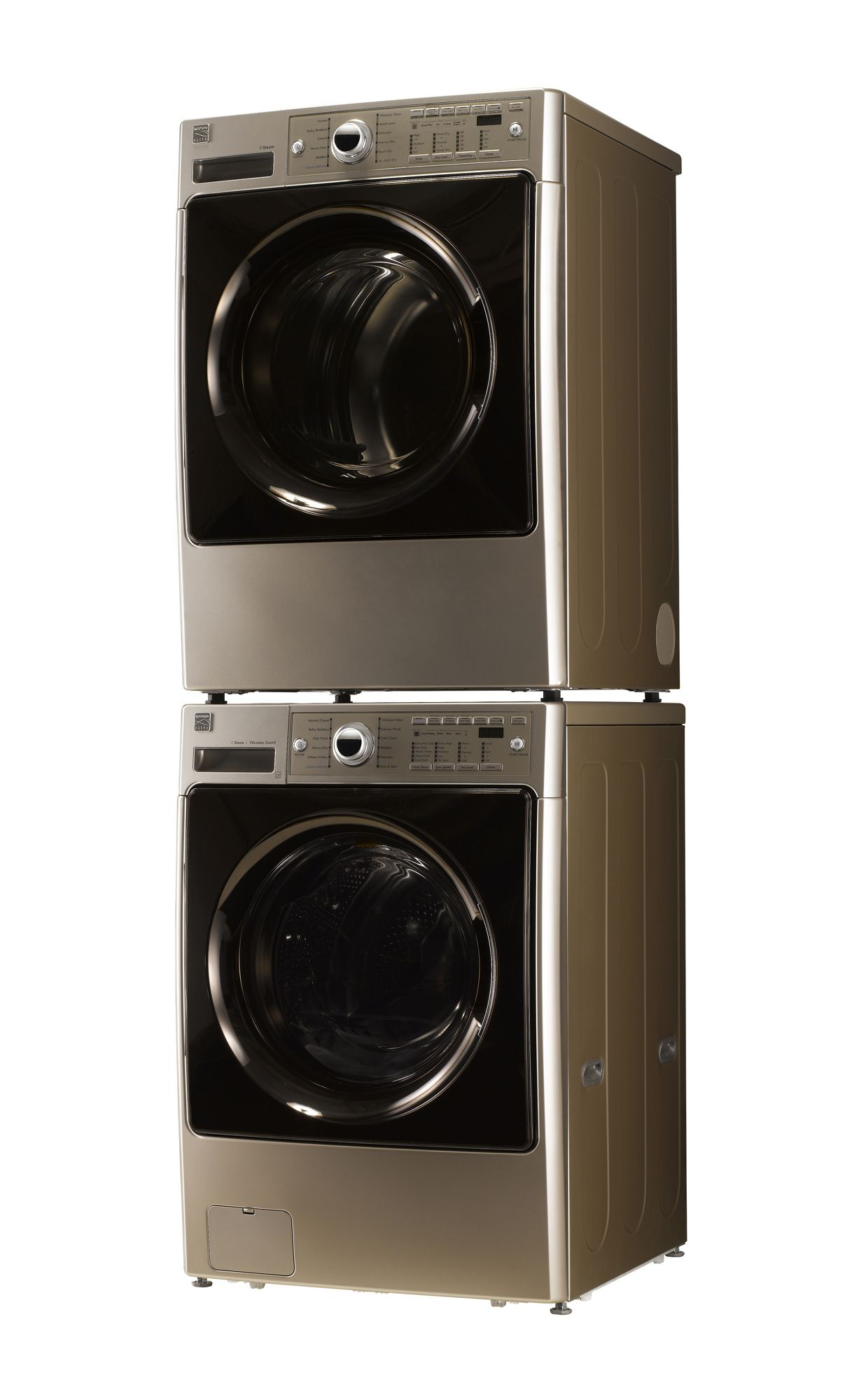 Kenmore Elite 3.9 cu. ft. Front-Load Washing Machine - Brown