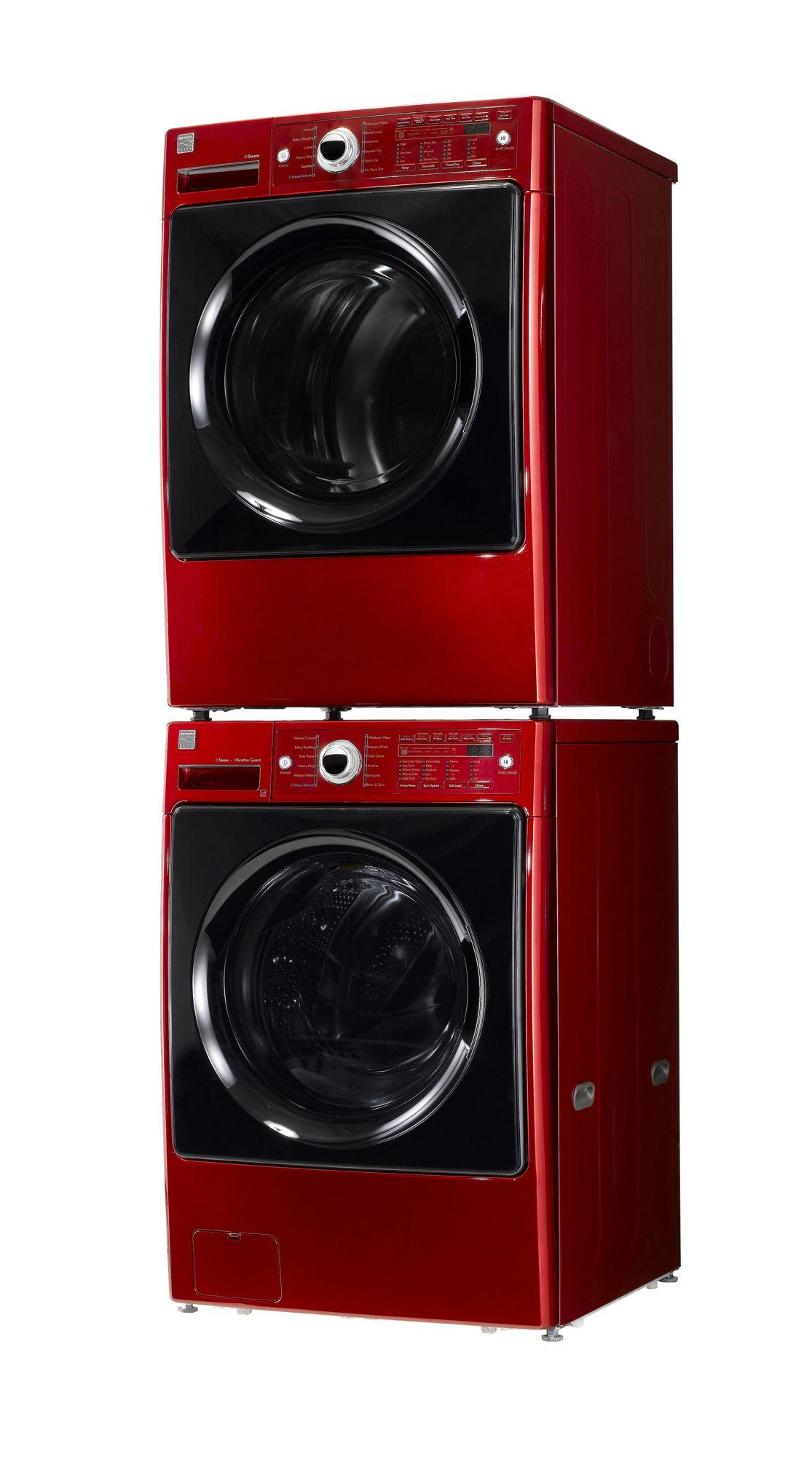 Kenmore Elite 7.4 cu. ft. Electric Steam Dryer - Red