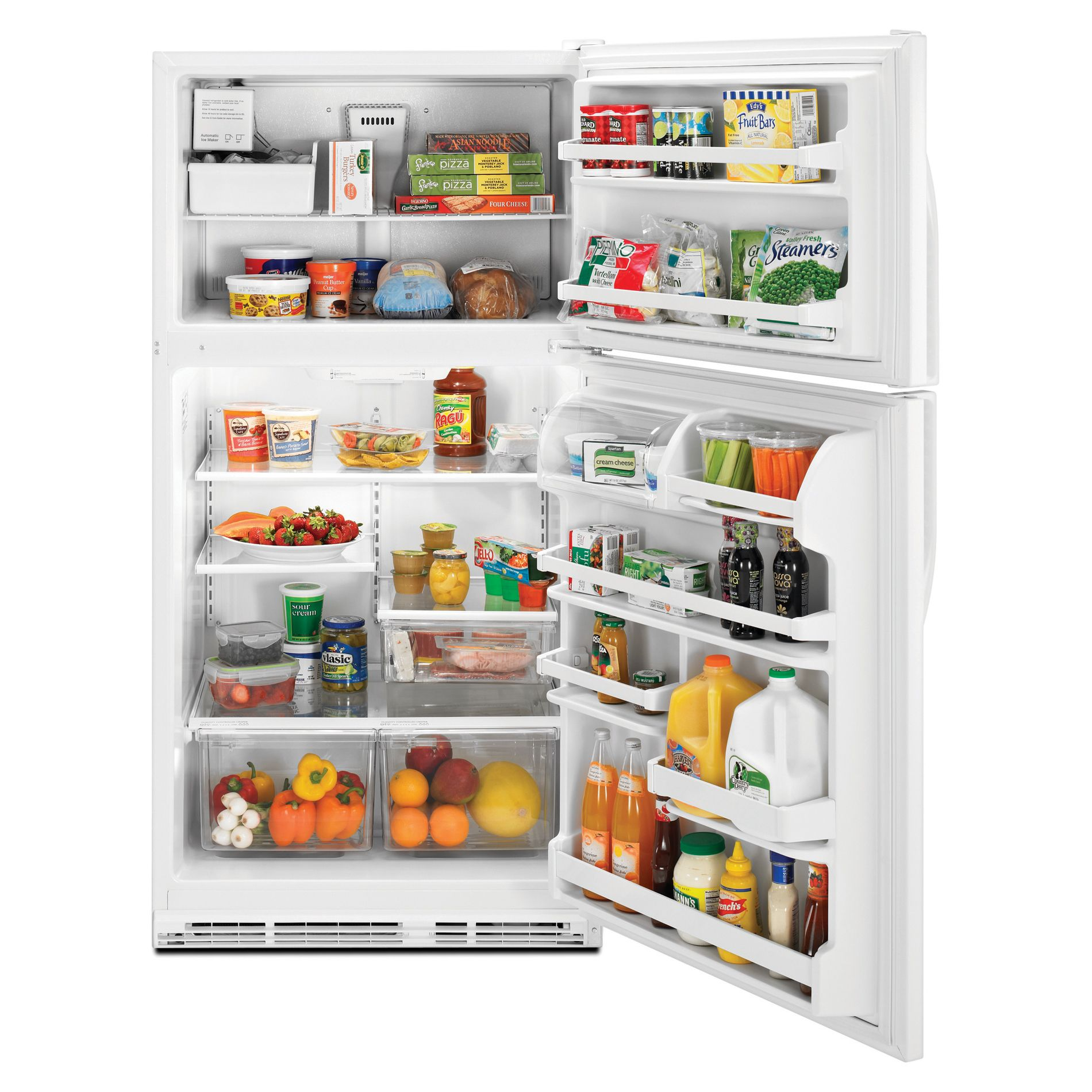 Kenmore 20.9 cu. ft. Top Freezer Refrigerator (6023)
