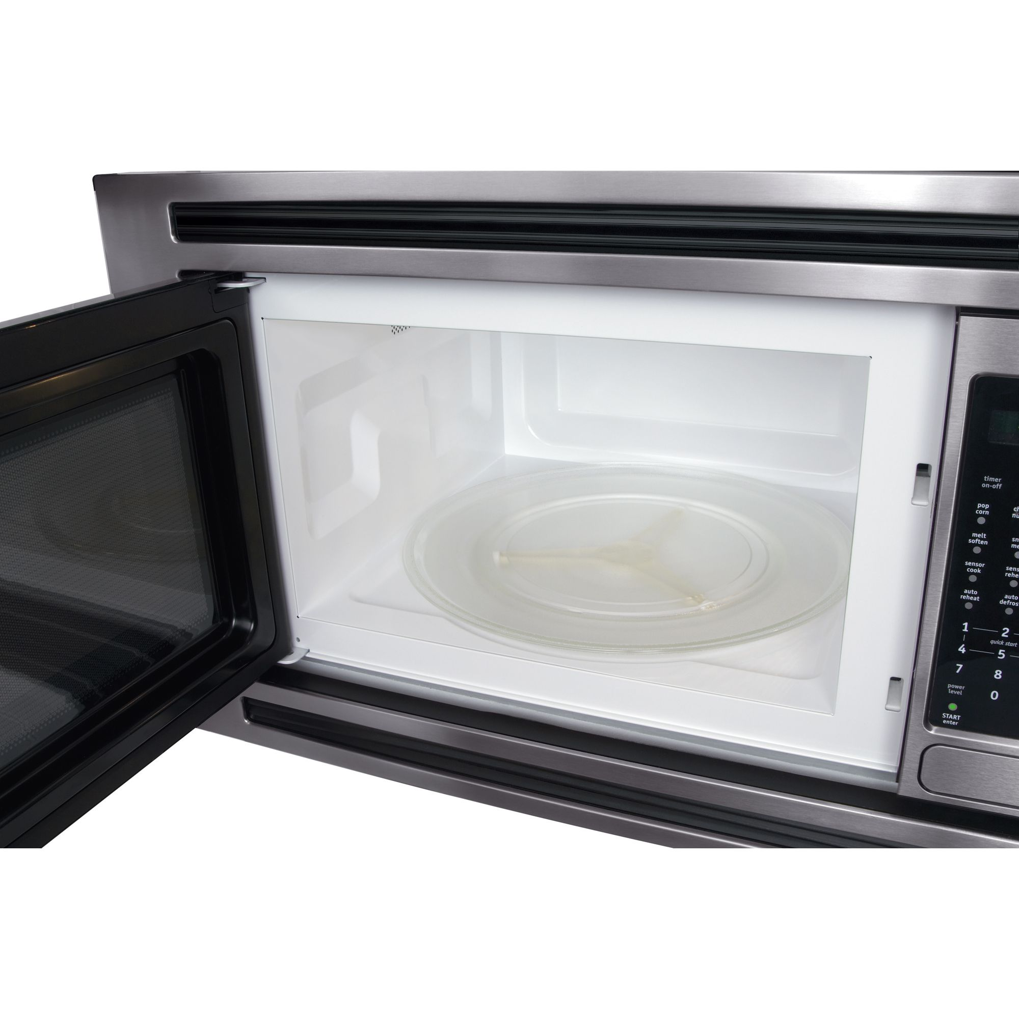 "Frigidaire Gallery FGMO205KF 24"" 2.0 cu. ft. Built-In Microwave Oven"