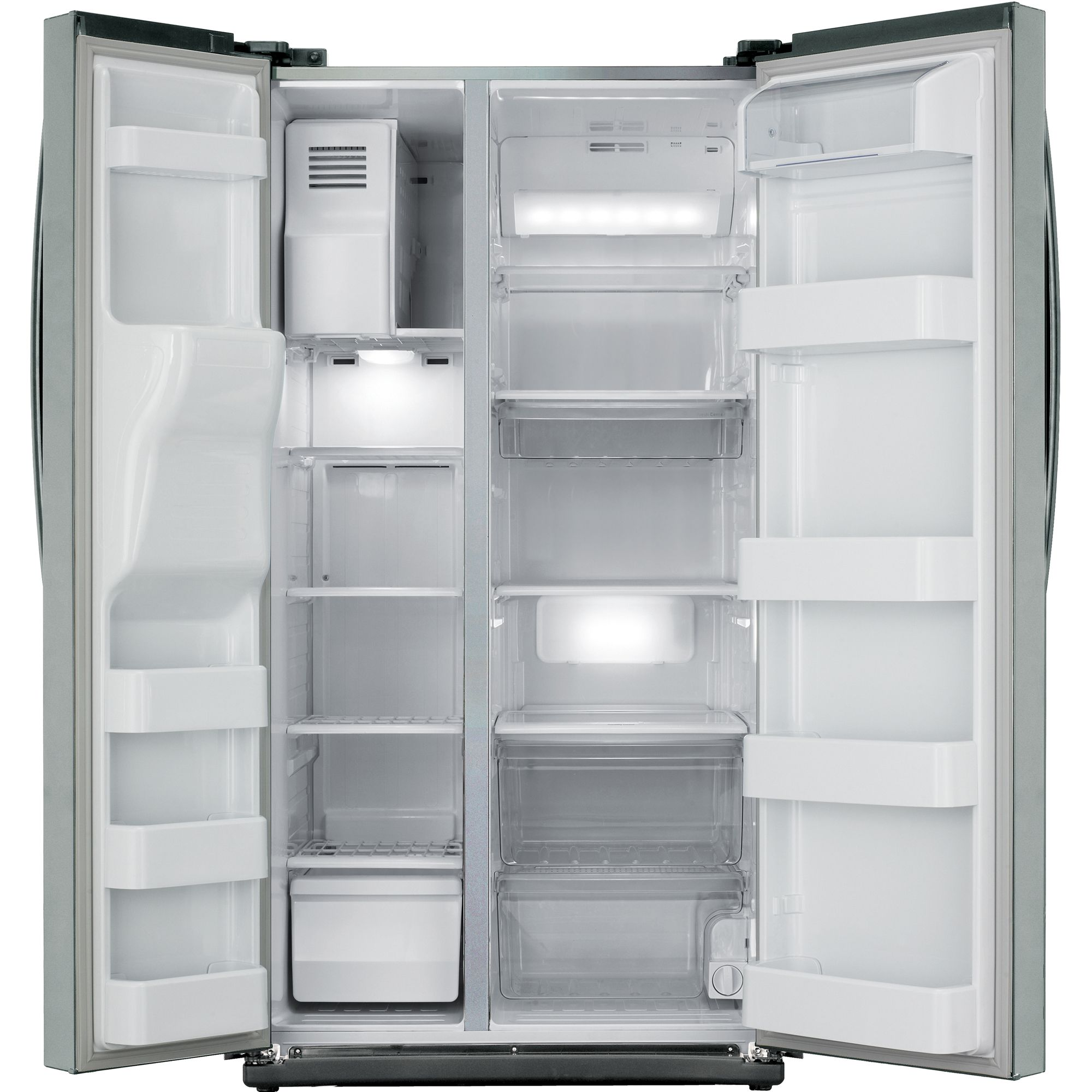 Samsung 26.0 cu. ft. Side-by-Side Refrigerator - Stainless Steel
